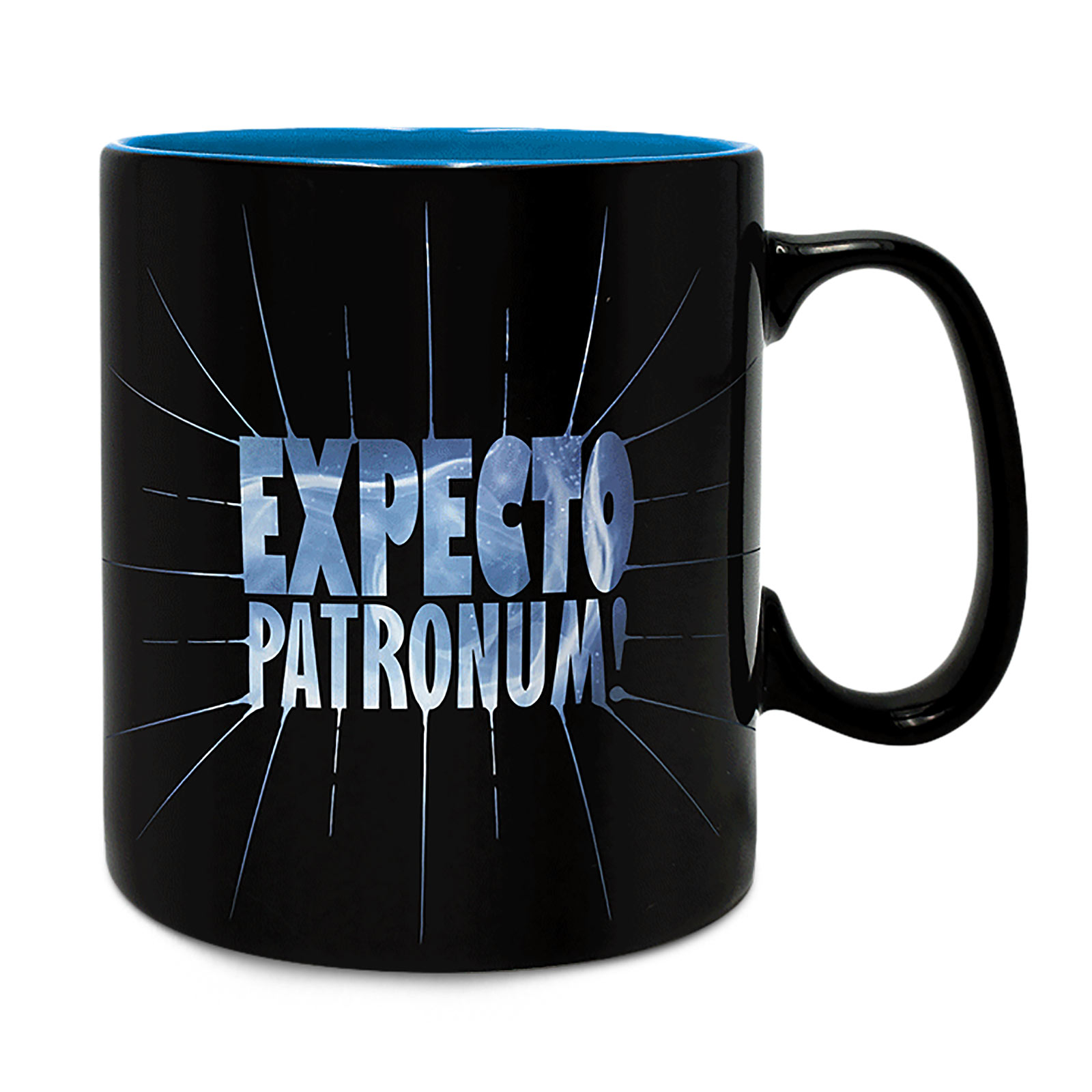 Harry Potter - Expecto Patronum Dementor Thermoeffekt Tasse