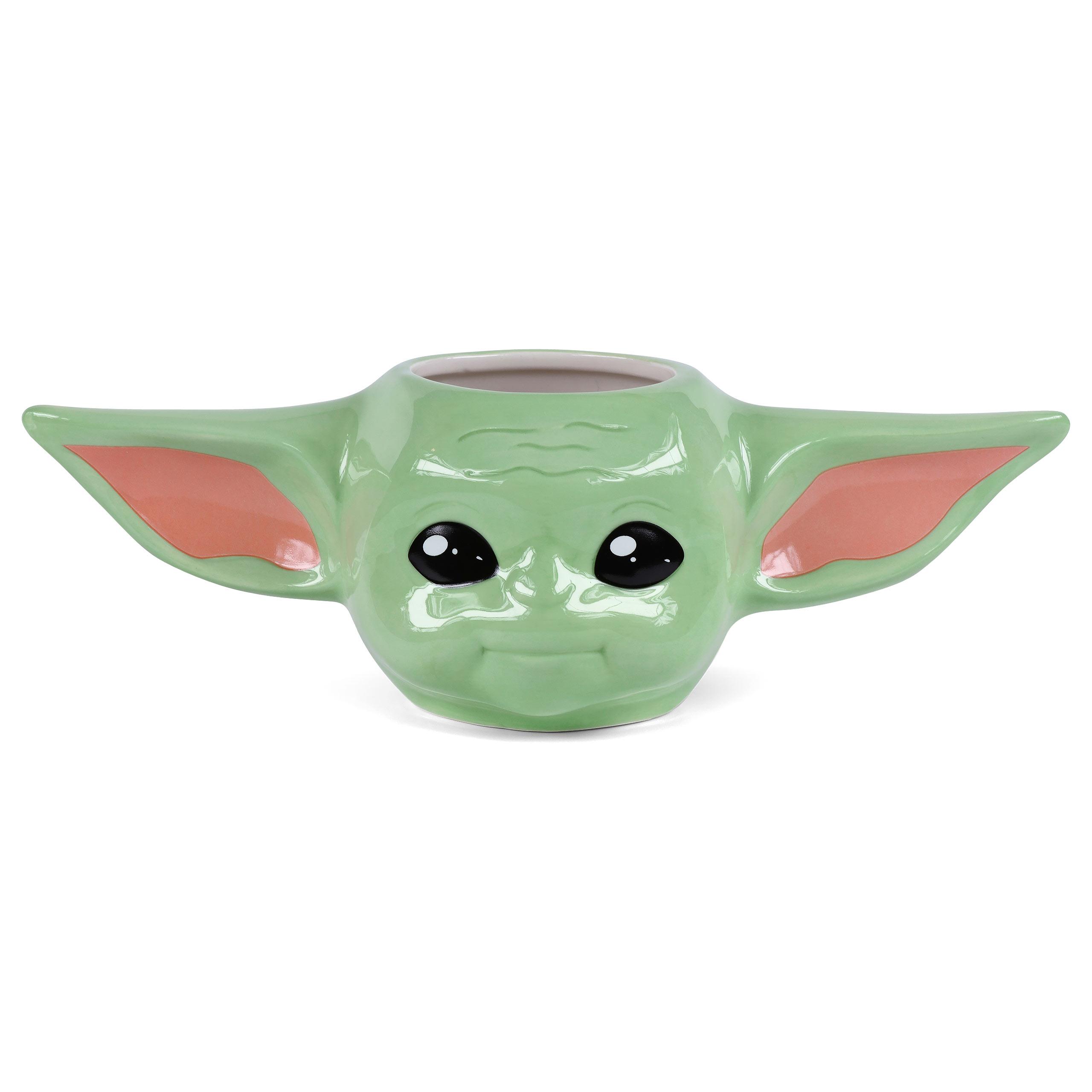 The Child 3D Becher - Star Wars The Mandalorian