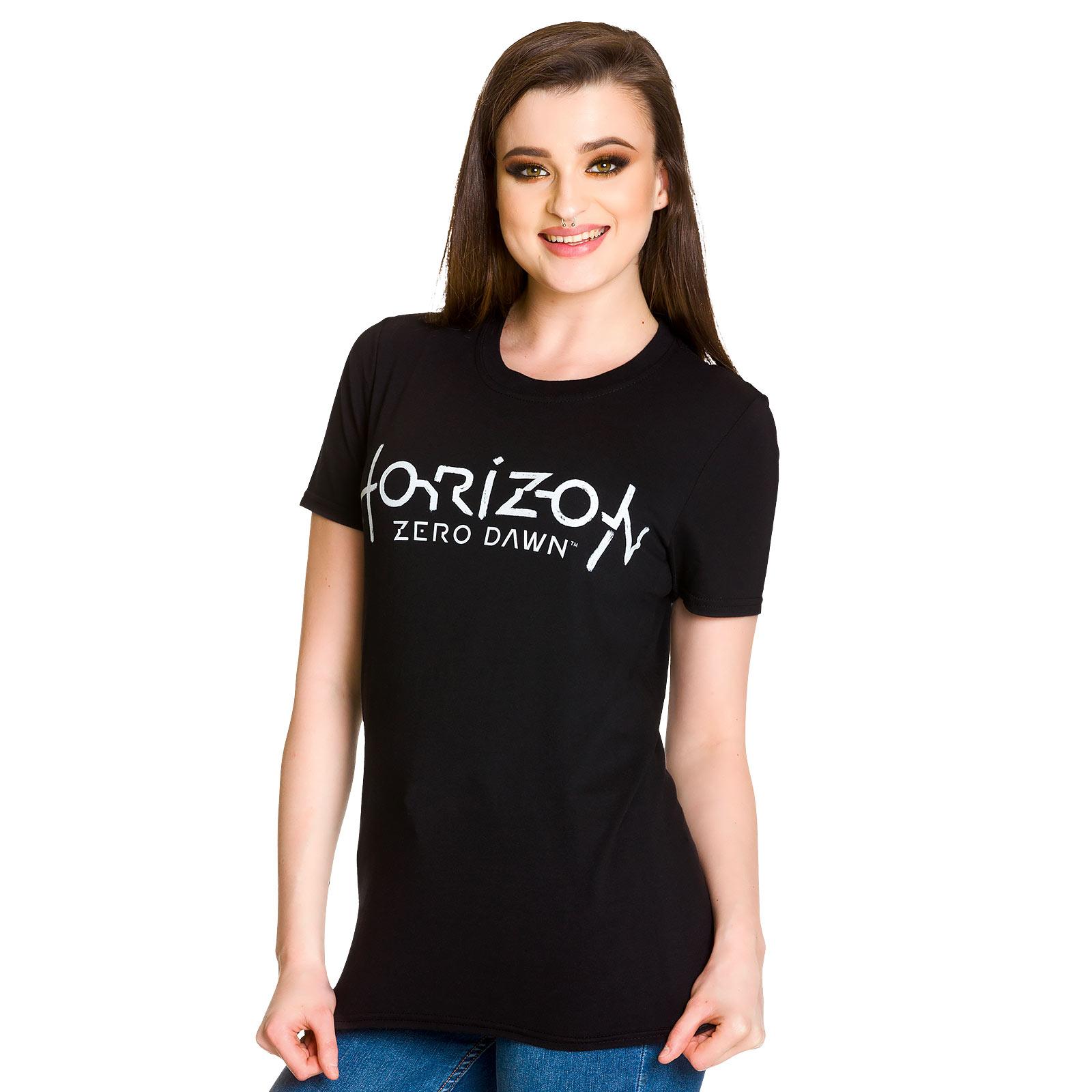 Horizon Zero Dawn - Logo T-Shirt schwarz