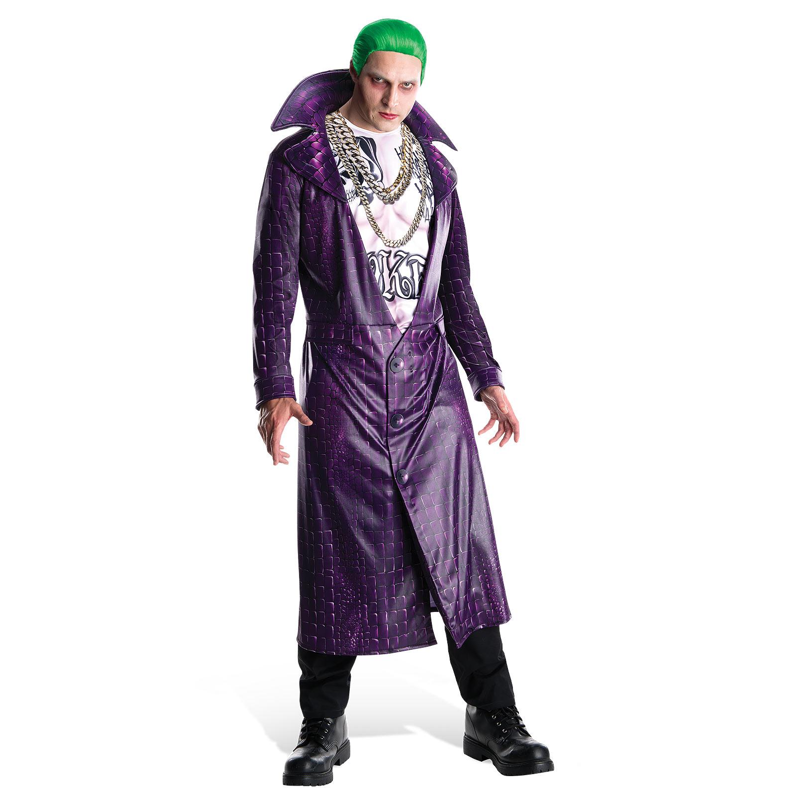 Suicide Squad - Joker Deluxe Kostüm