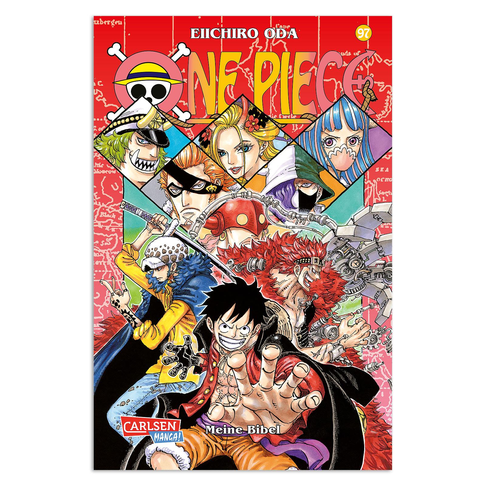 One Piece - Band 97 Taschenbuch