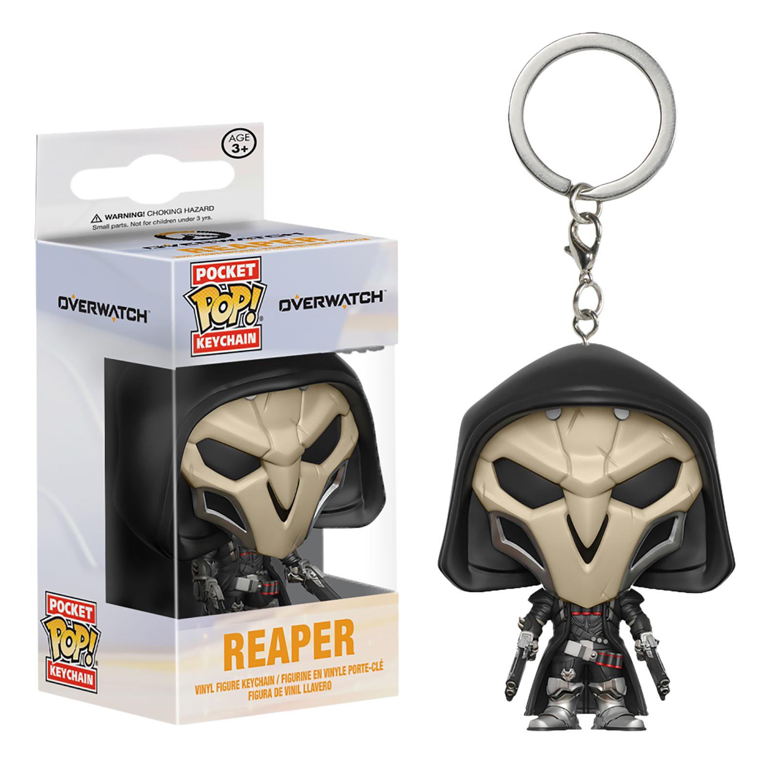 Overwatch - Reaper Funko Pop Schlüsselanhänger
