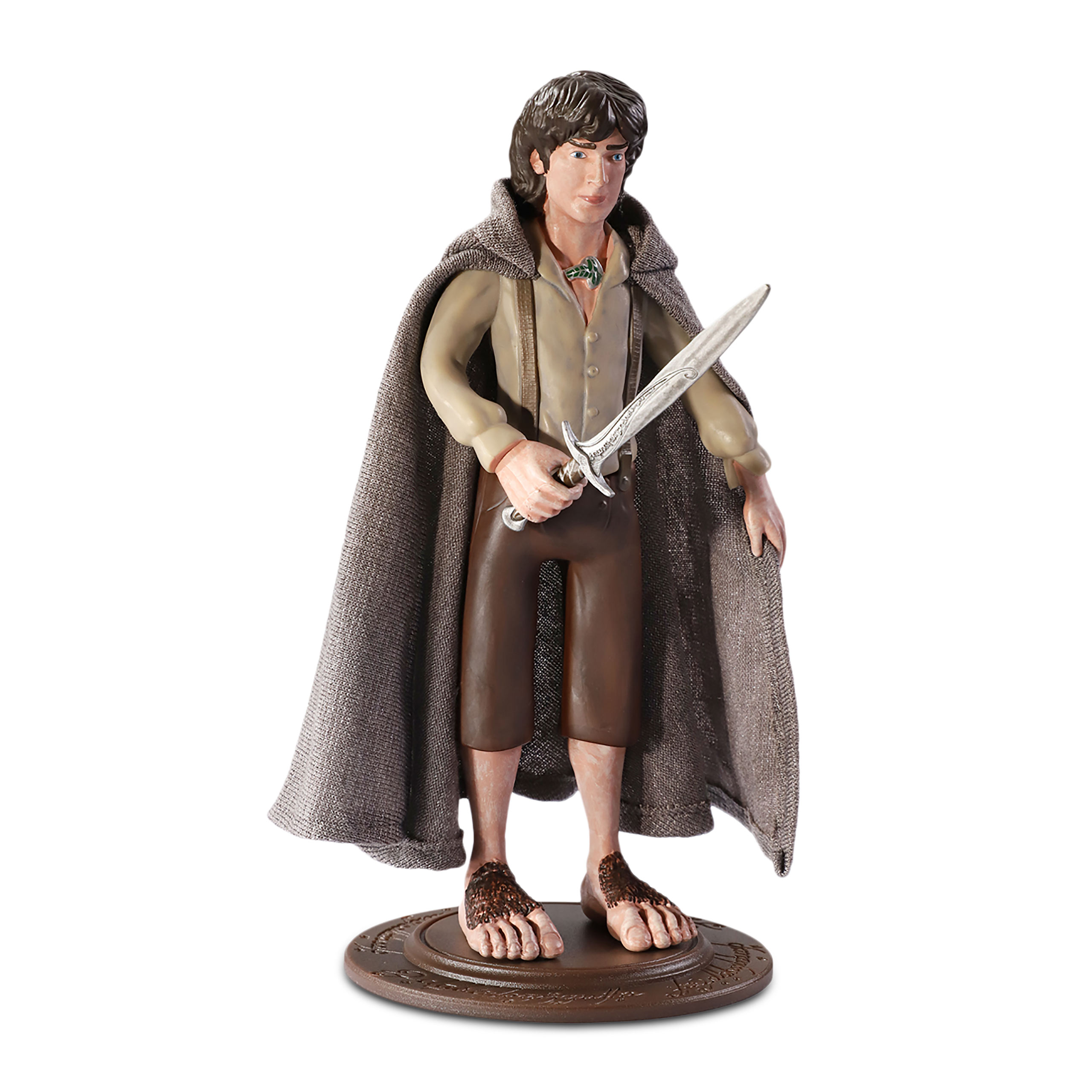 Herr der Ringe - Frodo Bendyfigs Figur 18 cm