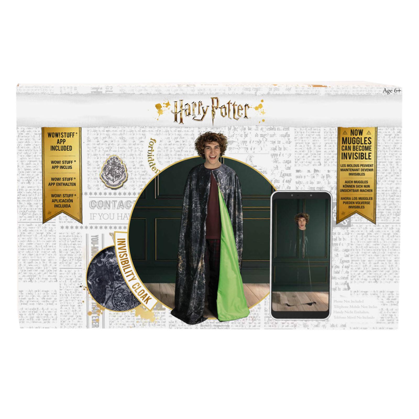 Harry Potter Tarnumhang App-optimiert
