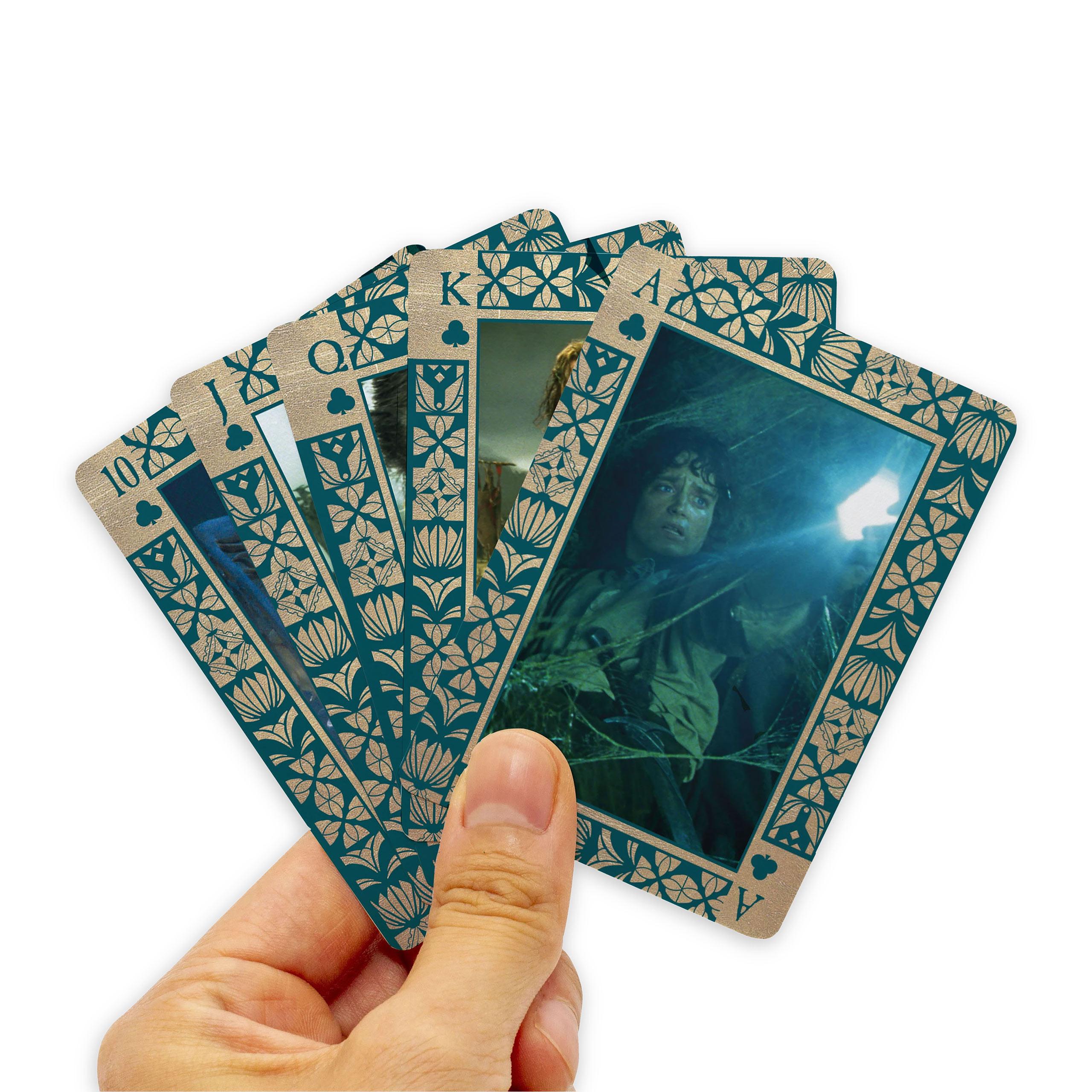 Herr der Ringe - Heroes and Villains Spielkarten