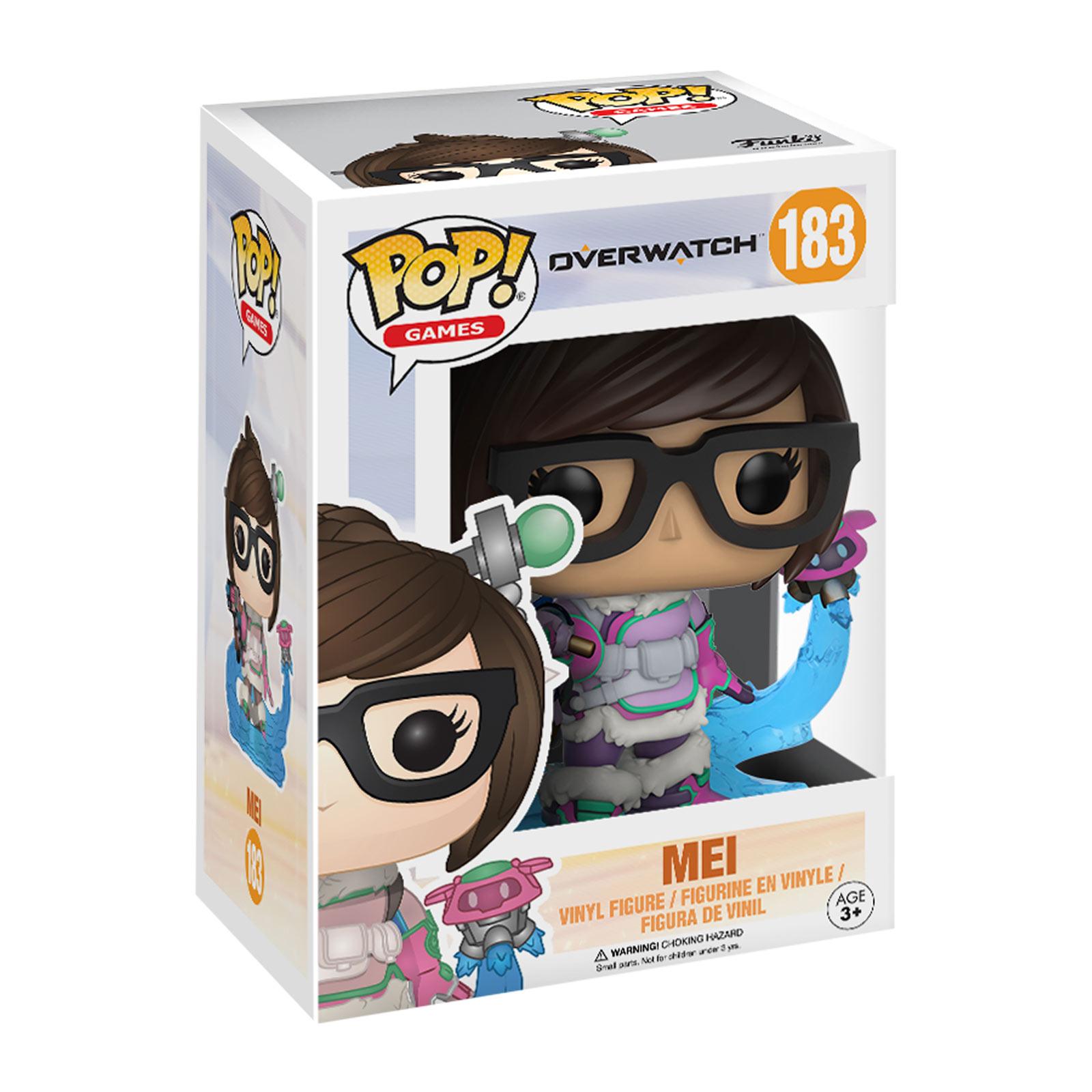 Overwatch - Mei Blizzard Funko Pop Figur