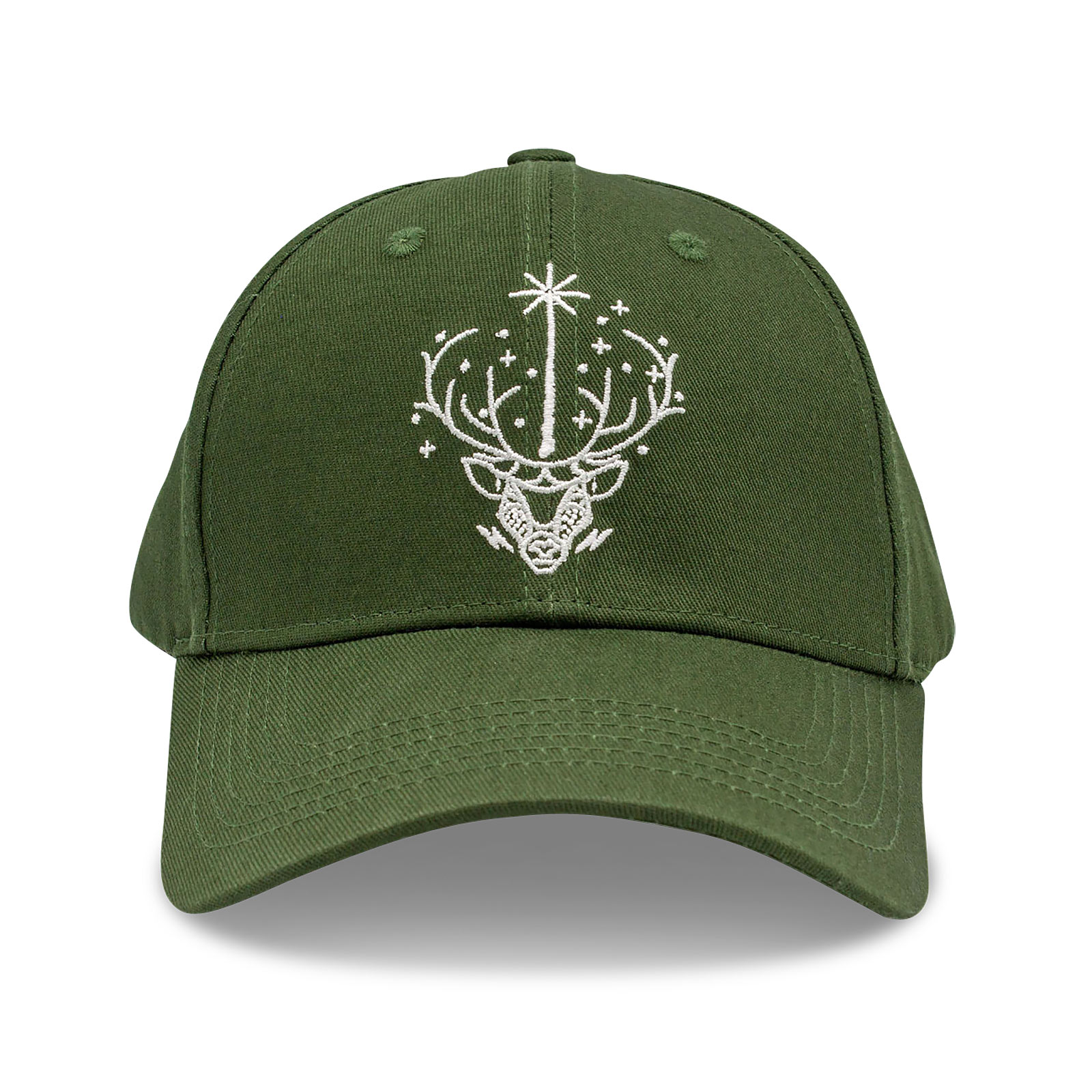 Harry Potter - Expecto Patronum Basecap grün