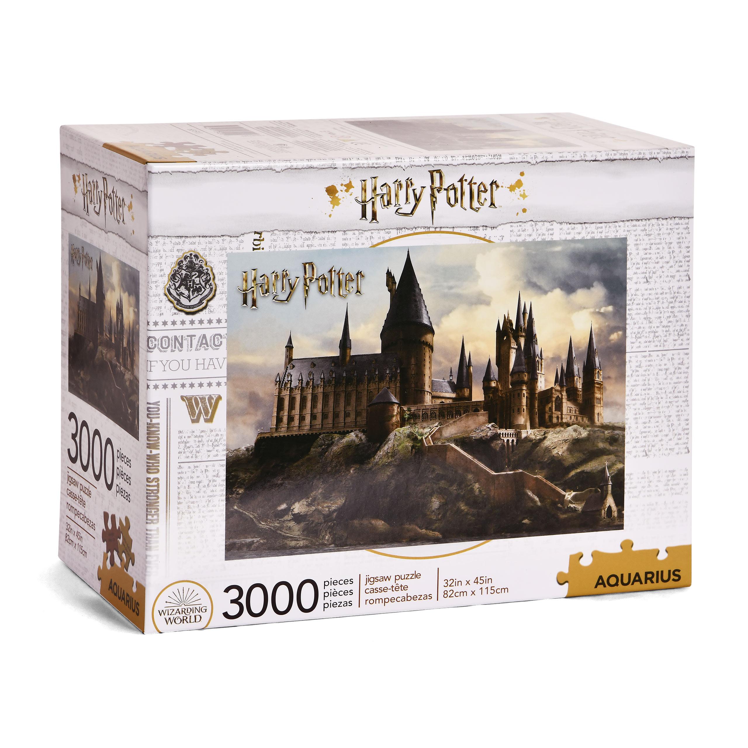 Harry Potter - Hogwarts Schloss Puzzle 3000 Teile