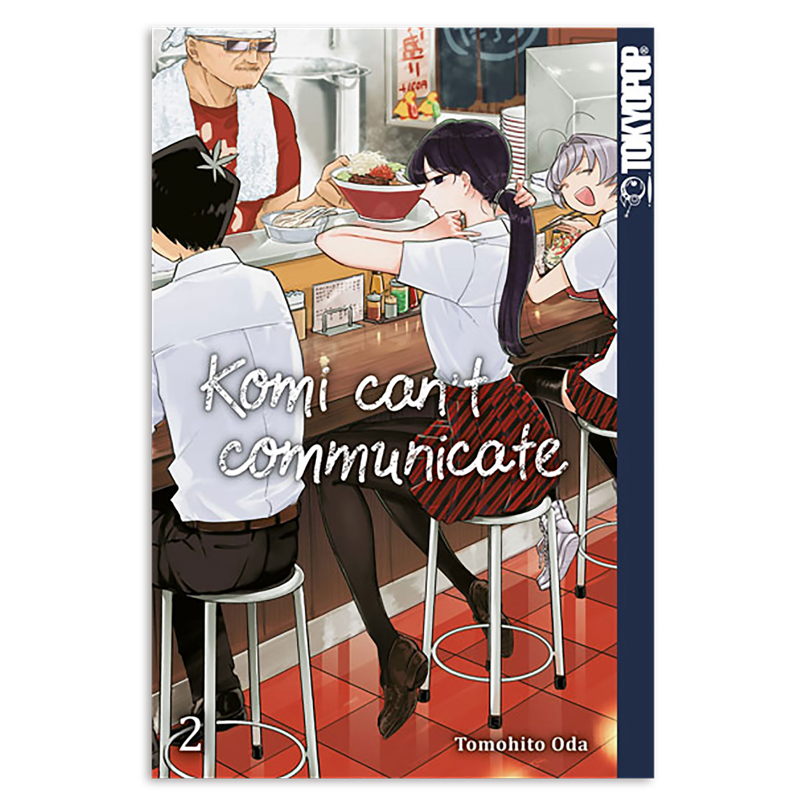 Komi can't communicate - Band 2 Taschenbuch