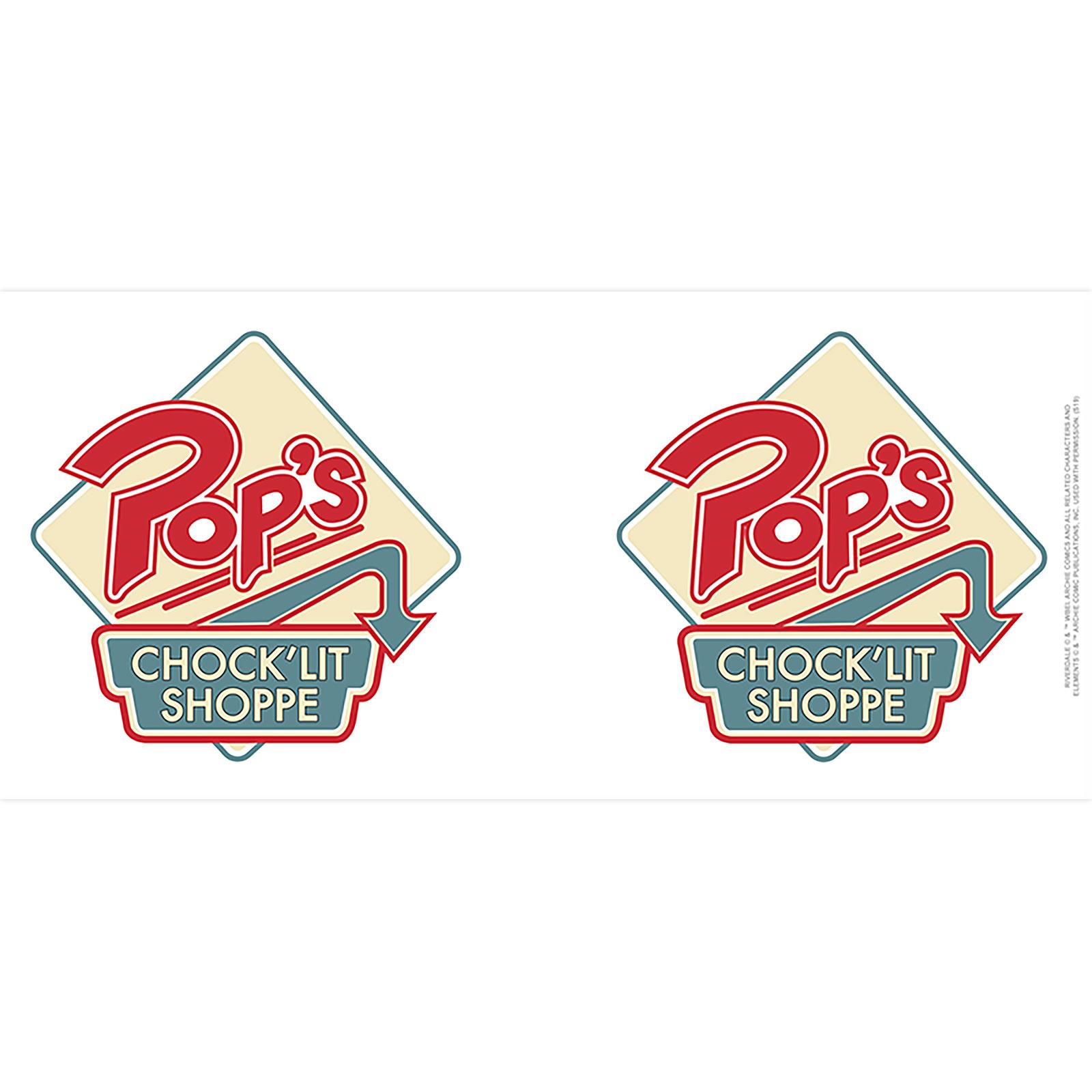 Riverdale - Pop's Chock'lit Shoppe Tasse