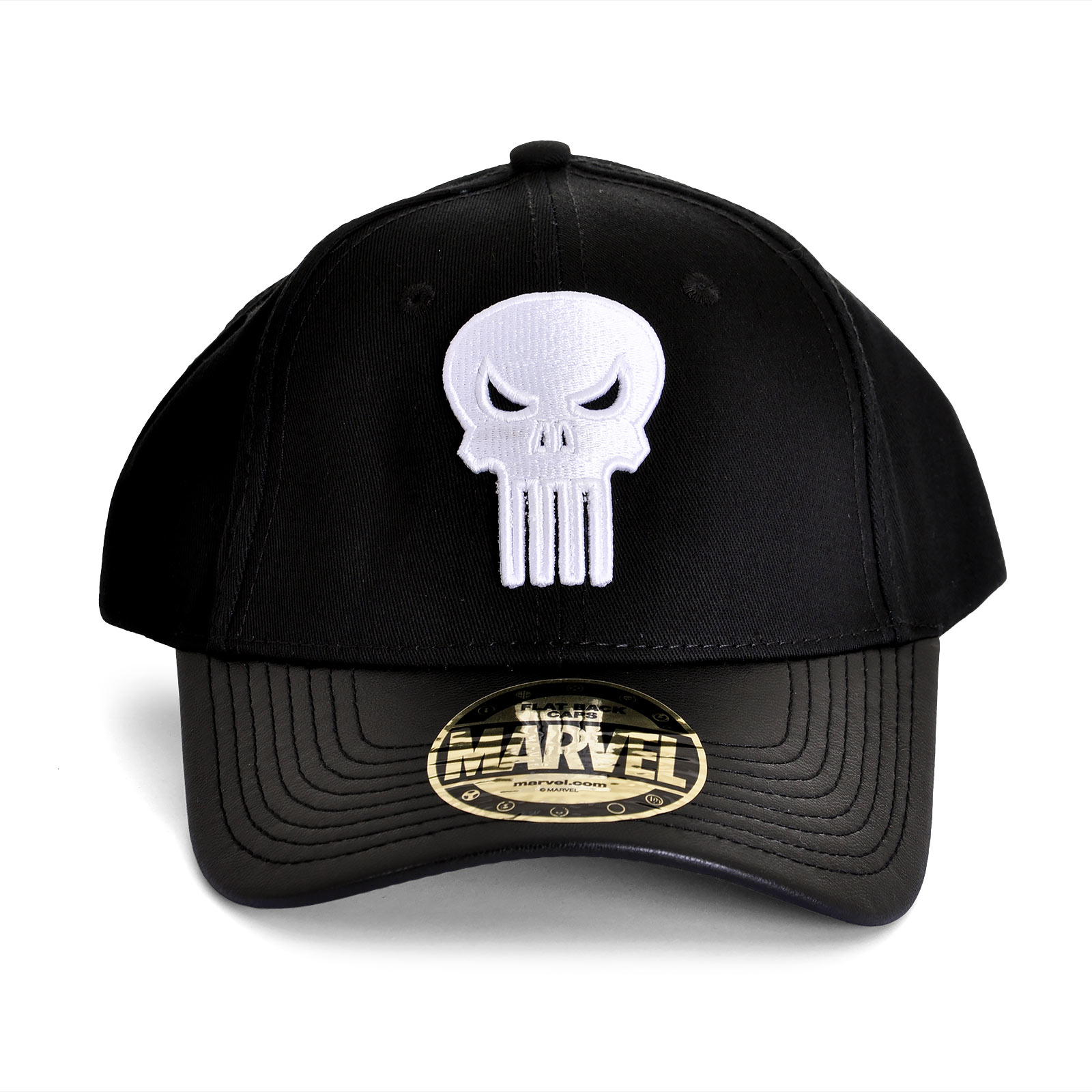 Punisher - Skull Logo Basecap