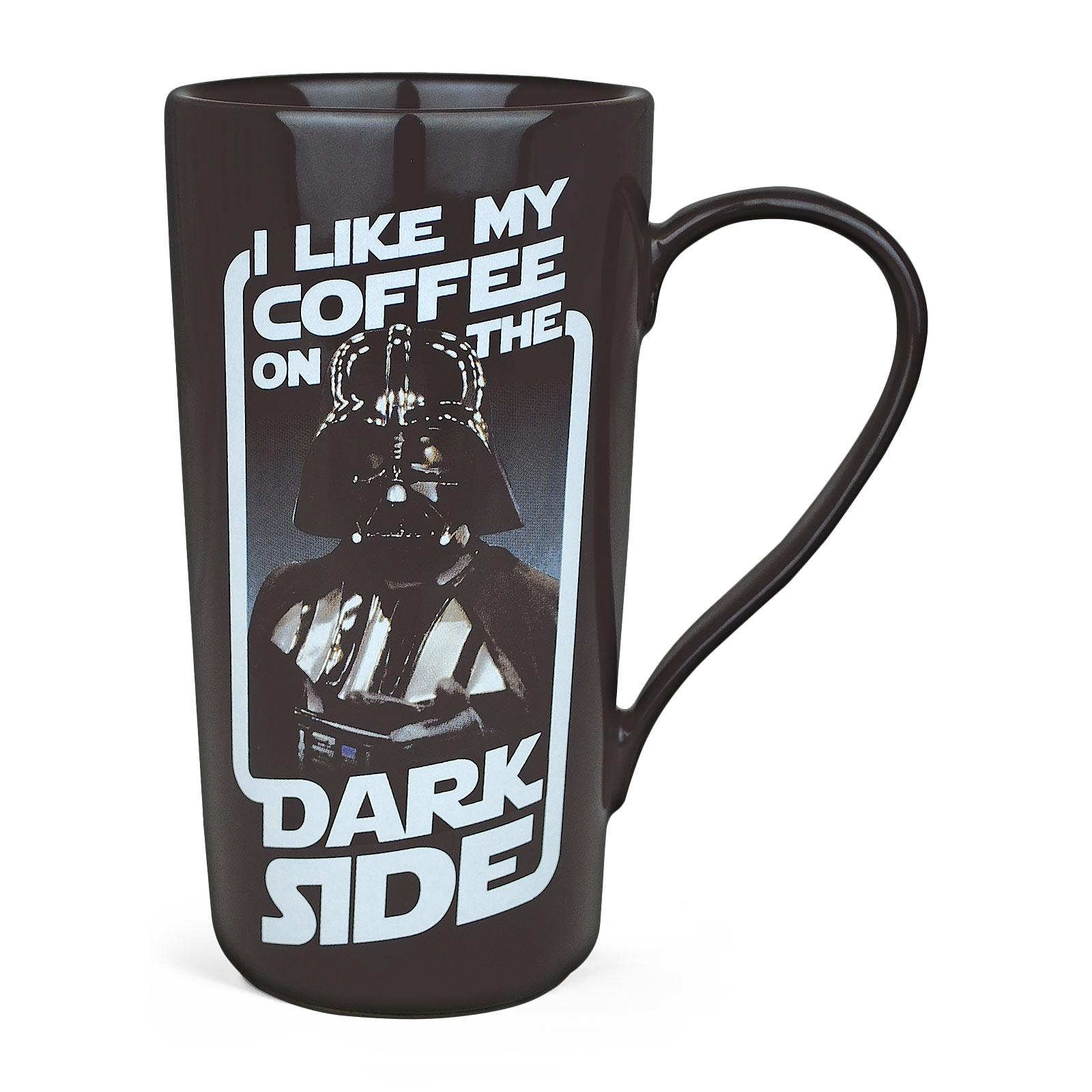 Star Wars - Darth Vader Dark Side XXL Tasse