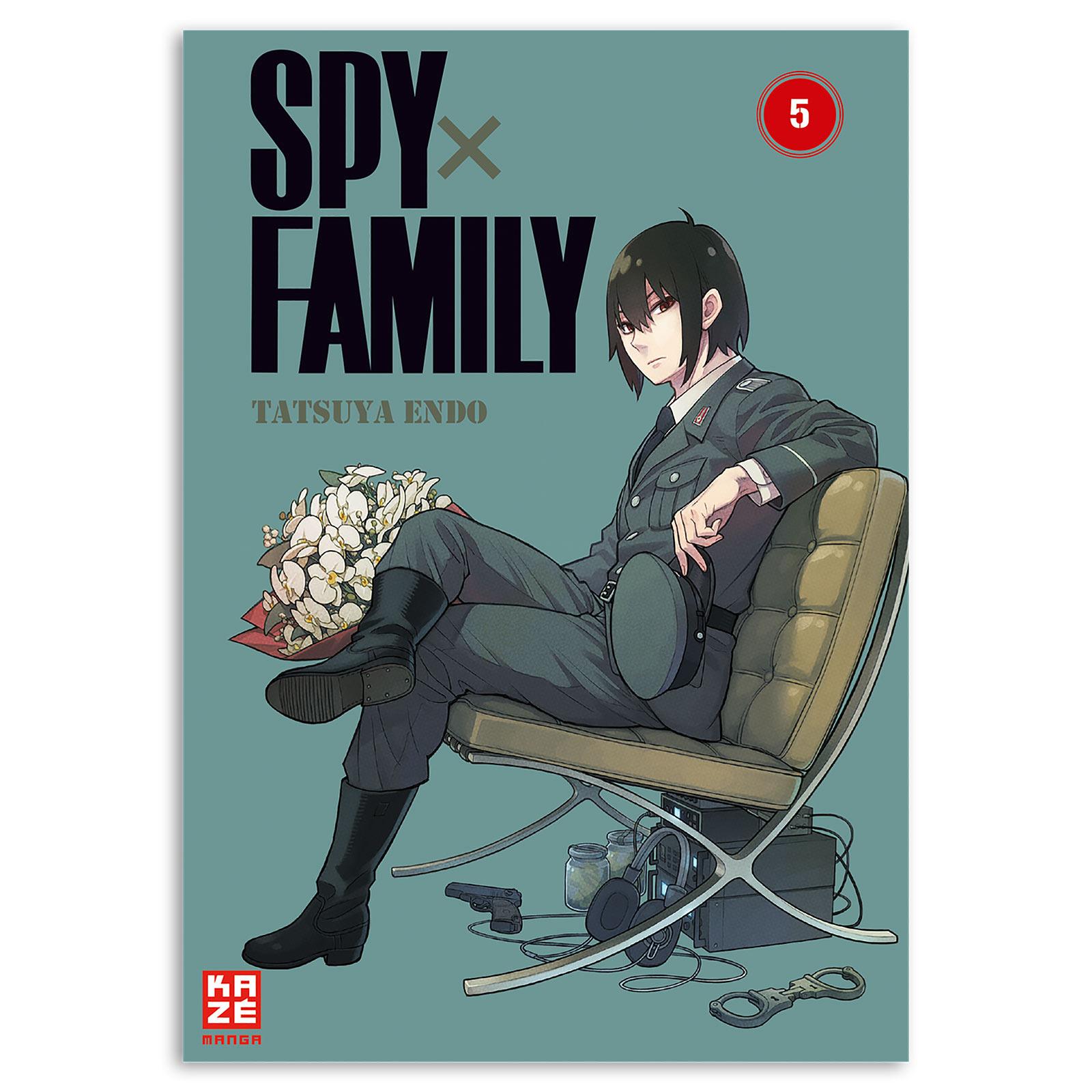 Spy x Family - Band 5 Taschenbuch