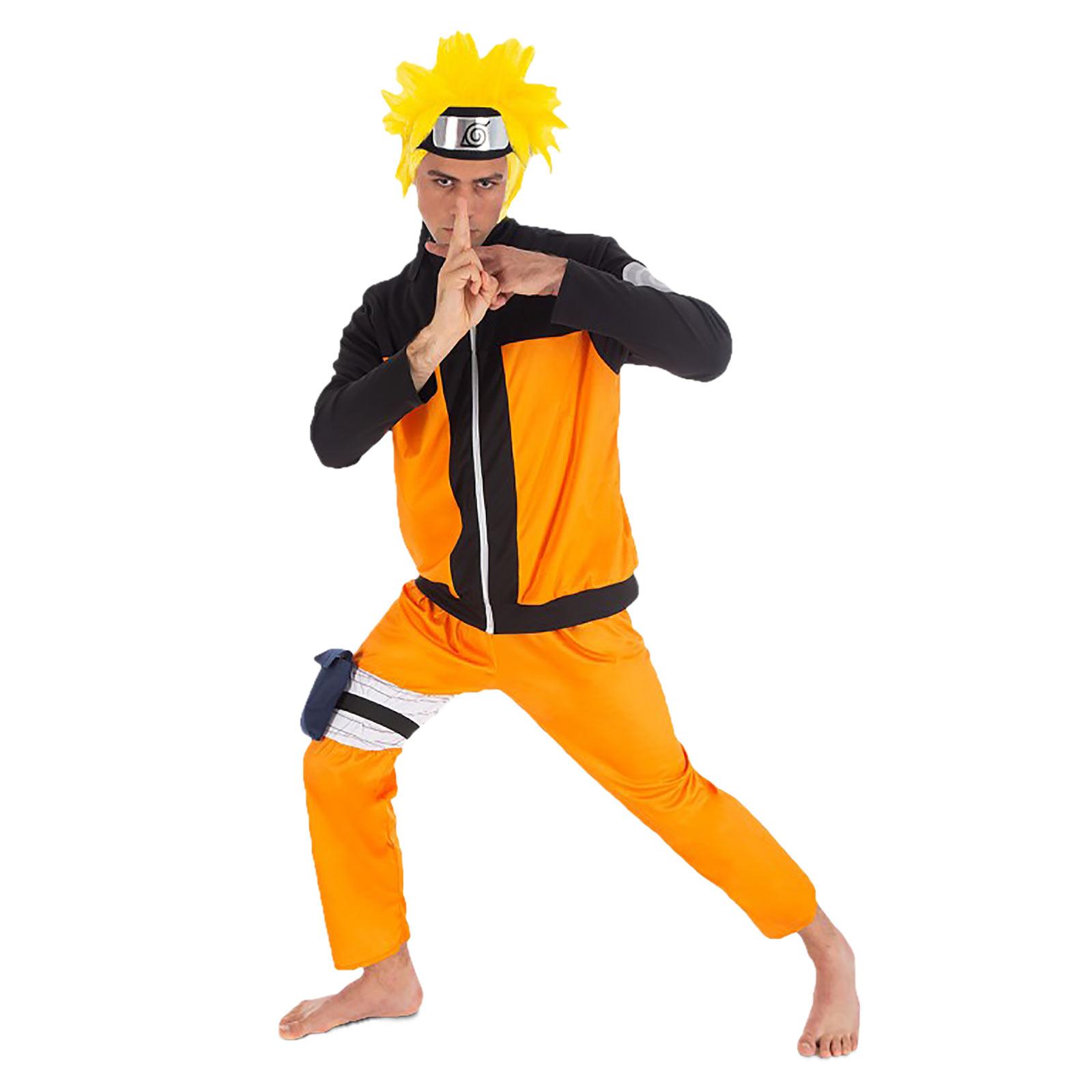 Naruto Uzumaki Kostüm für Erwachsene