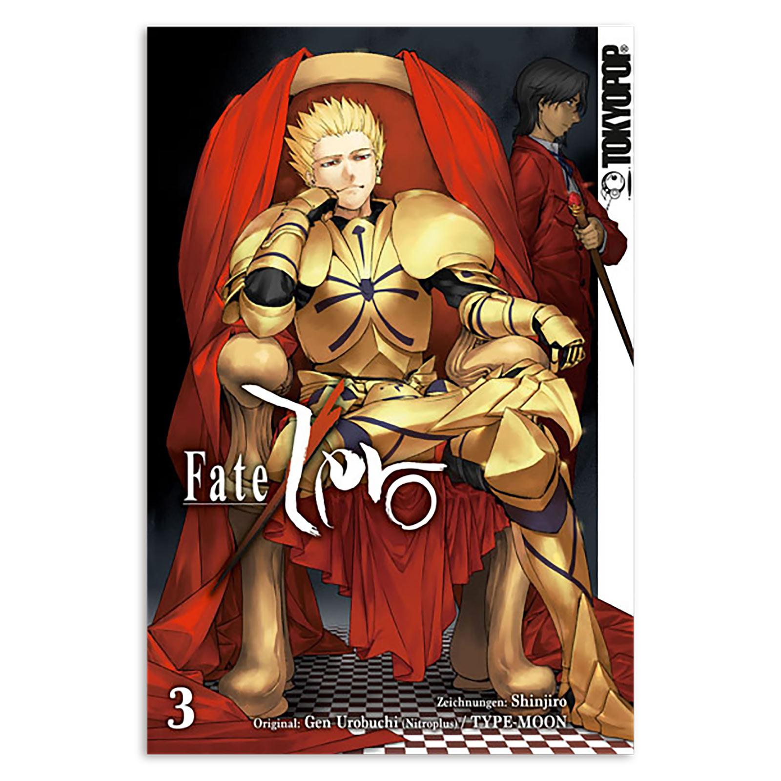 Fate/Zero - Band 3 Taschenbuch