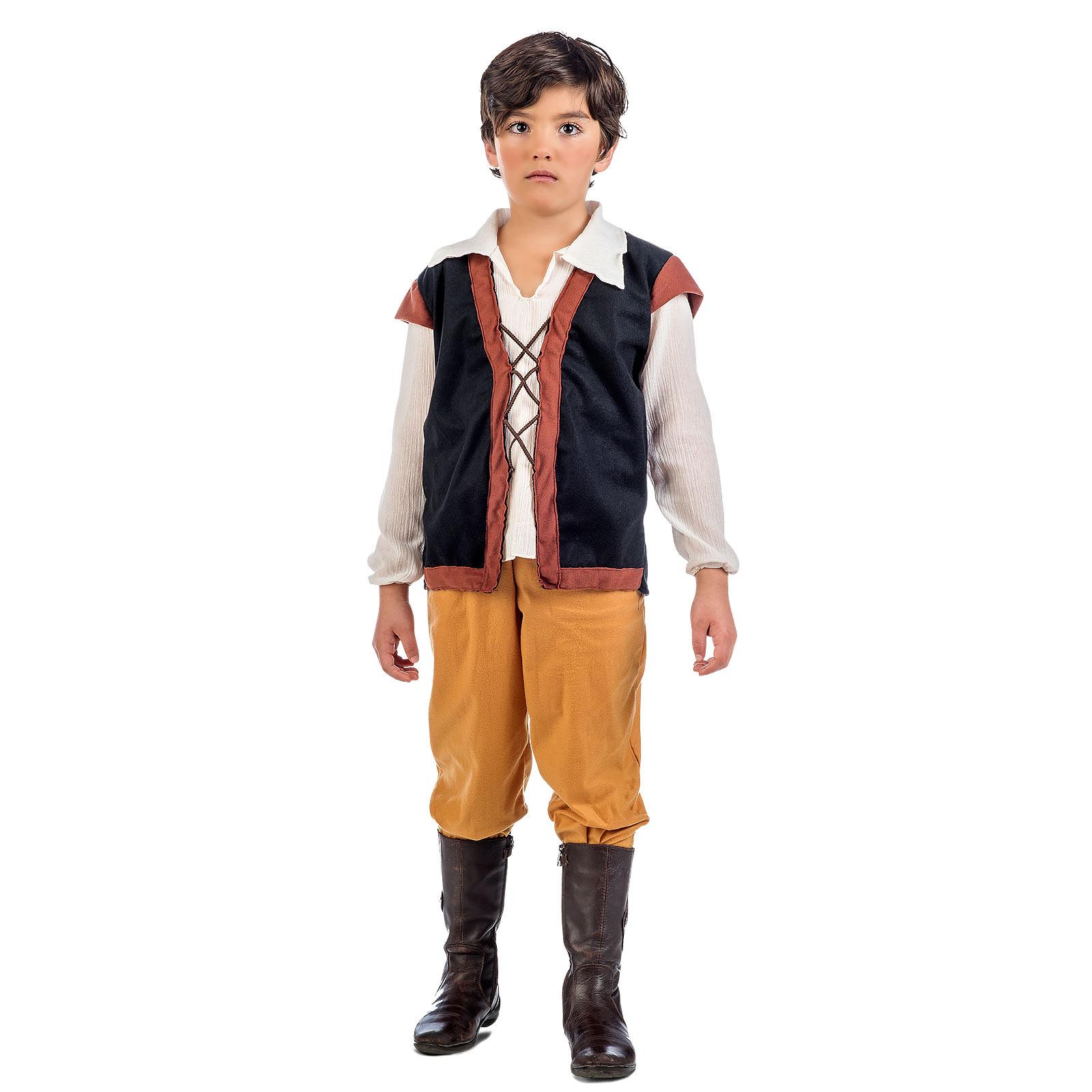 Mittelalter Bauer - Kinderkostüm