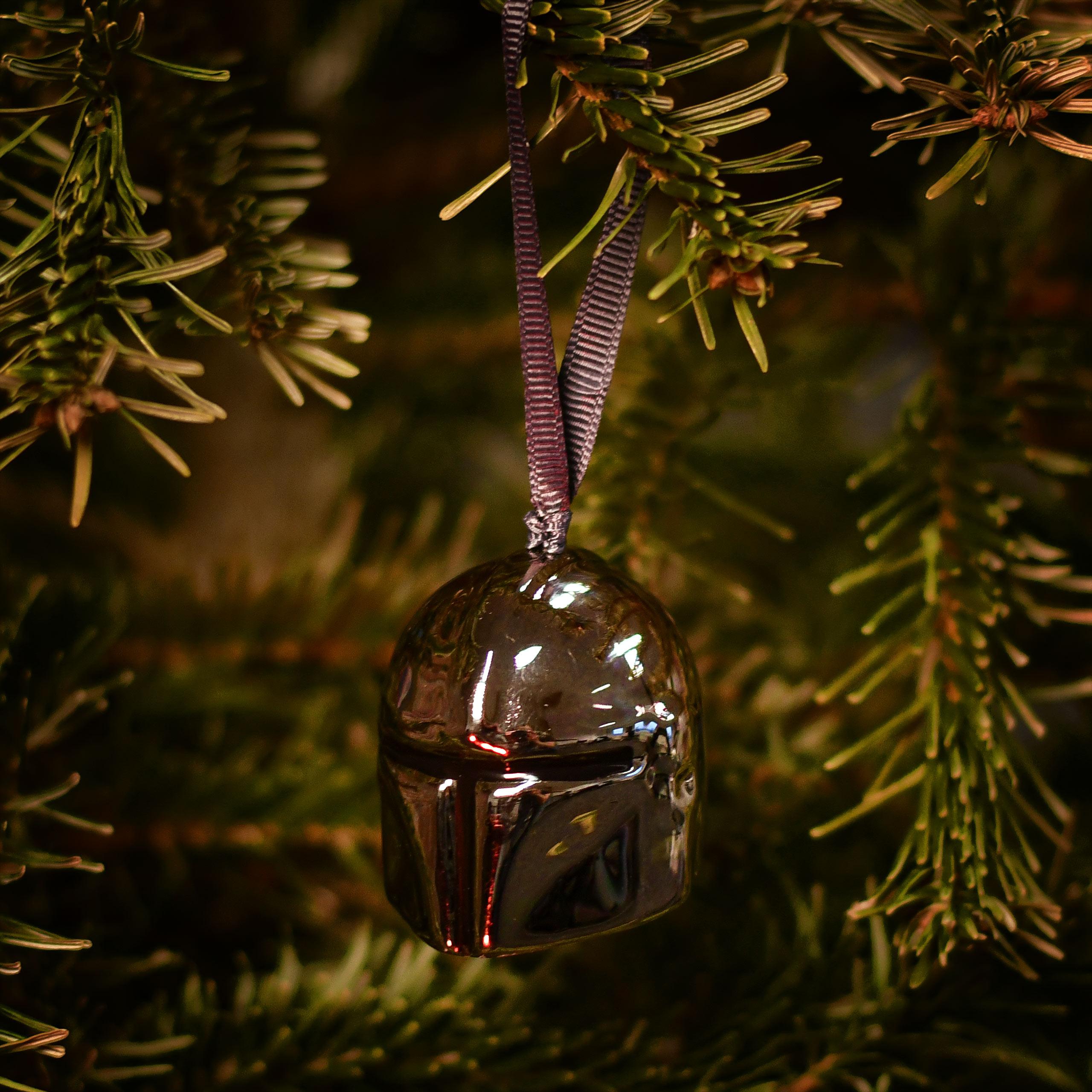The Mandalorian Weihnachtsbaum-Schmuck - Star Wars