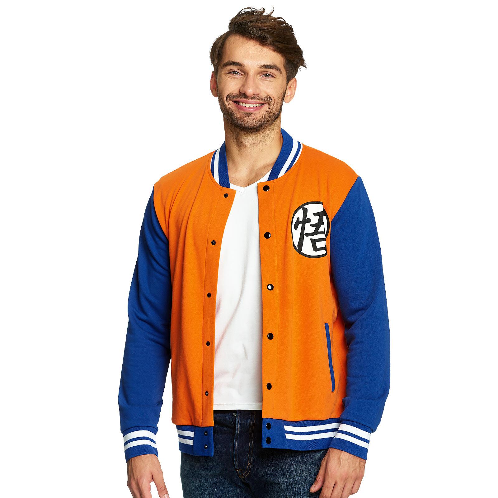 Dragon Ball Z - Goku College Jacke