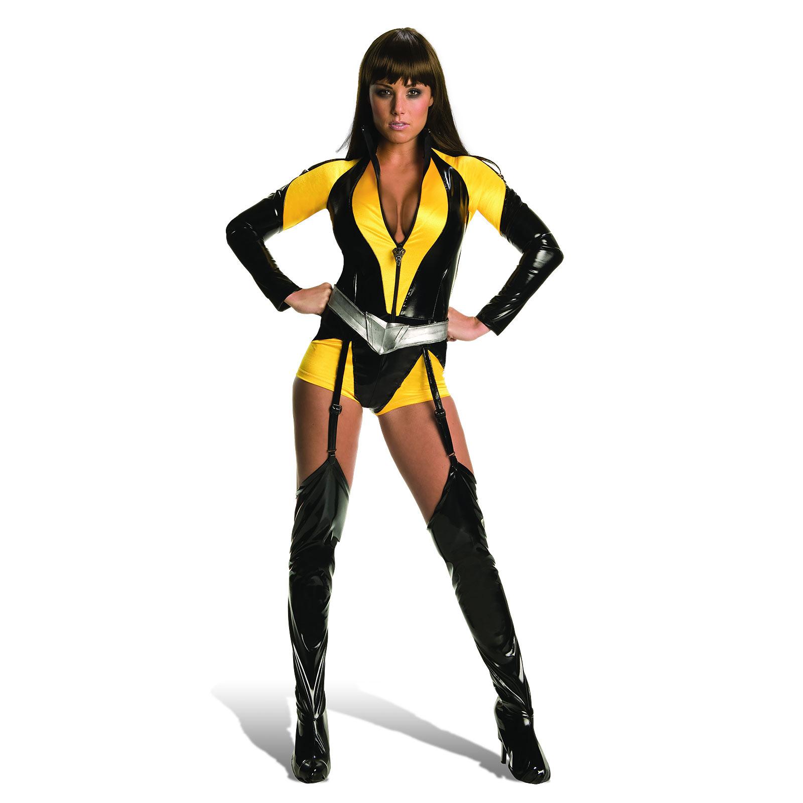 Watchmen - Silk Spectre Kostüm