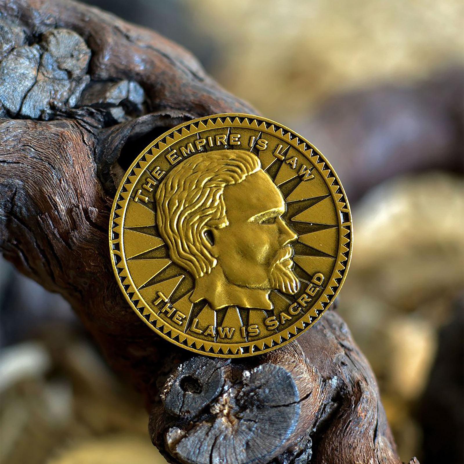 Skyrim - Septim Sammlermünze limitiert