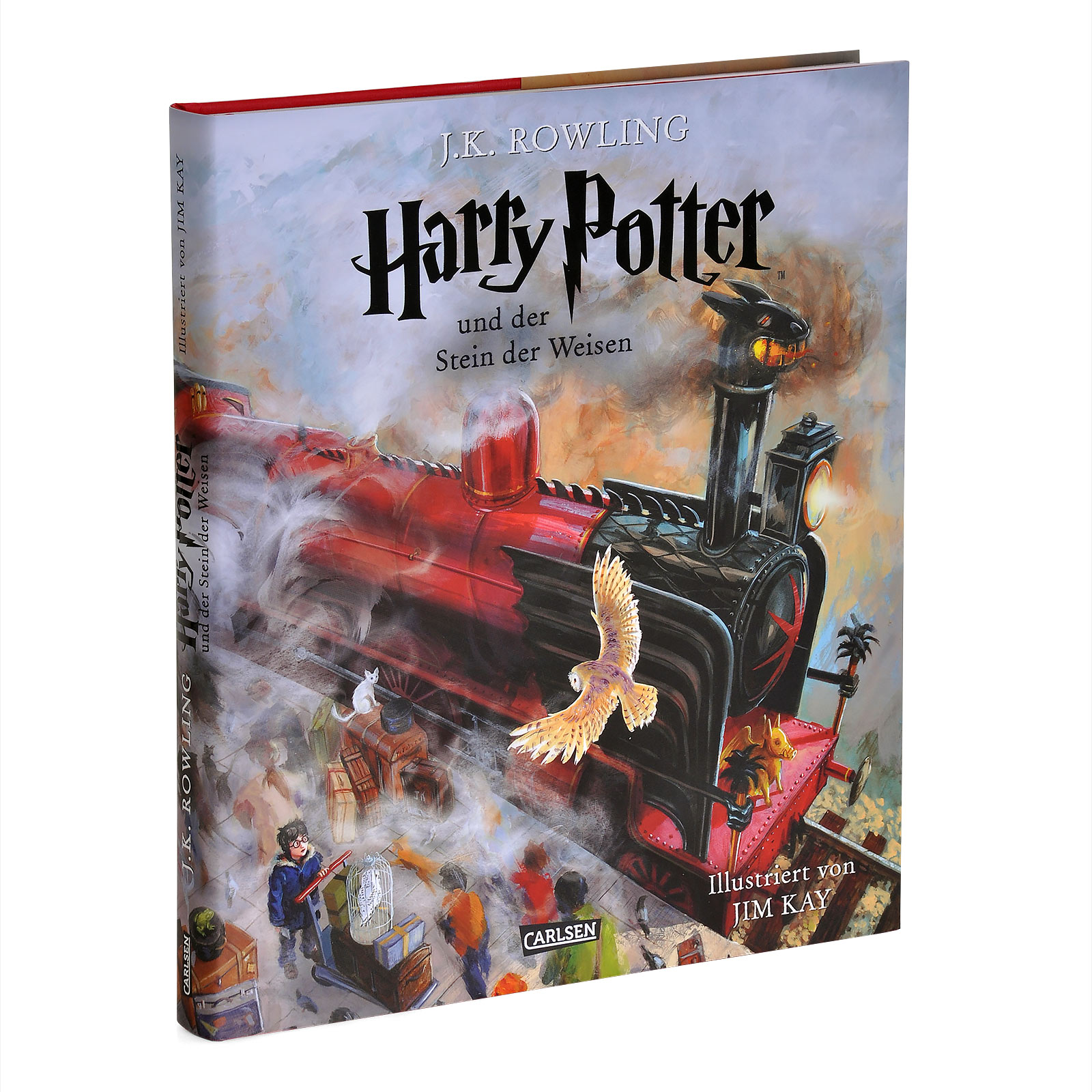 Harry Potter und der Stein der Weisen - Schmuckausgabe