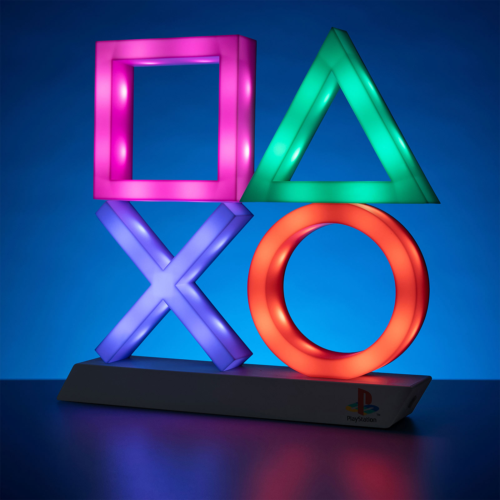 PlayStation - Icons Tischlampe