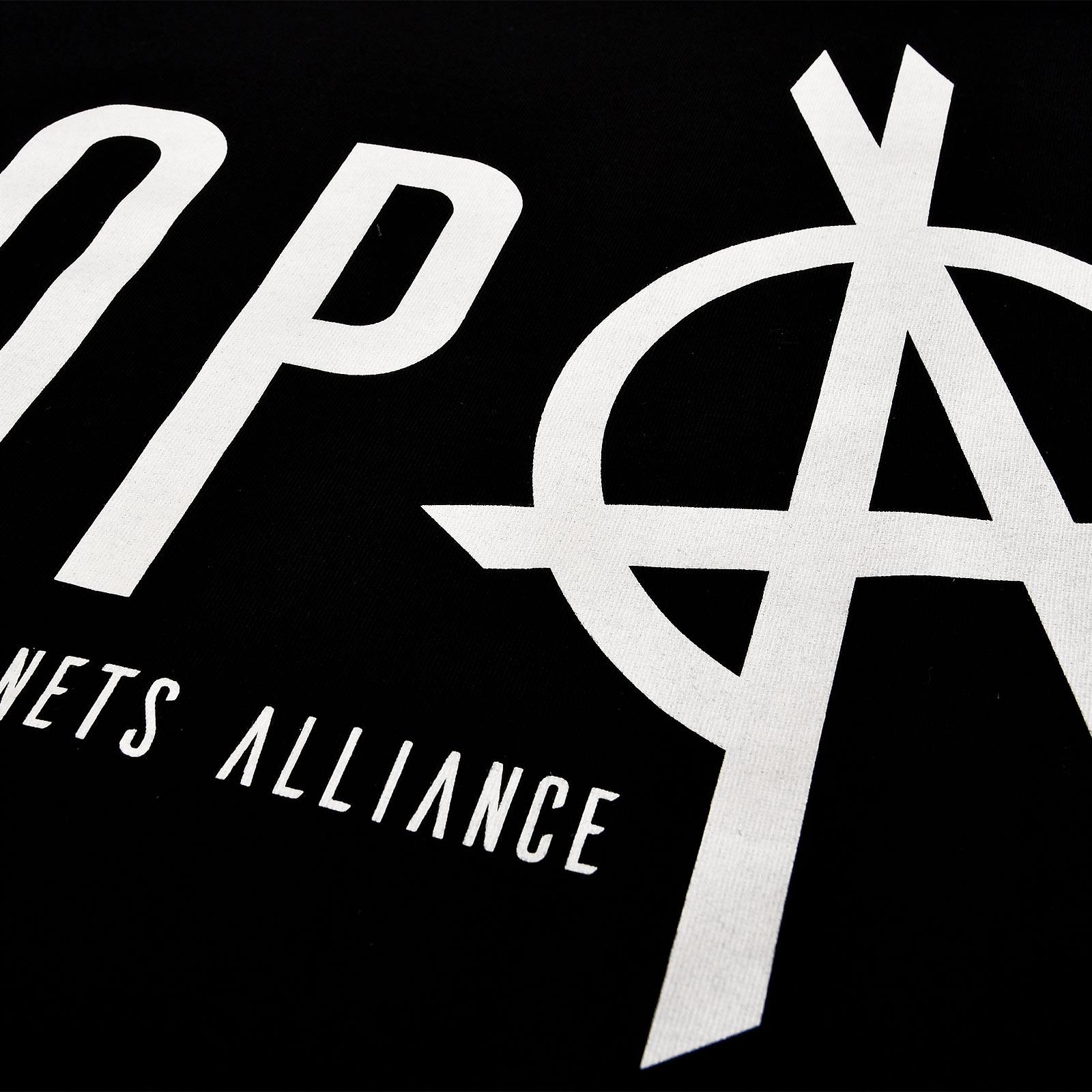 Outer Planets Alliance Logo T-Shirt für The Expanse Fans schwarz