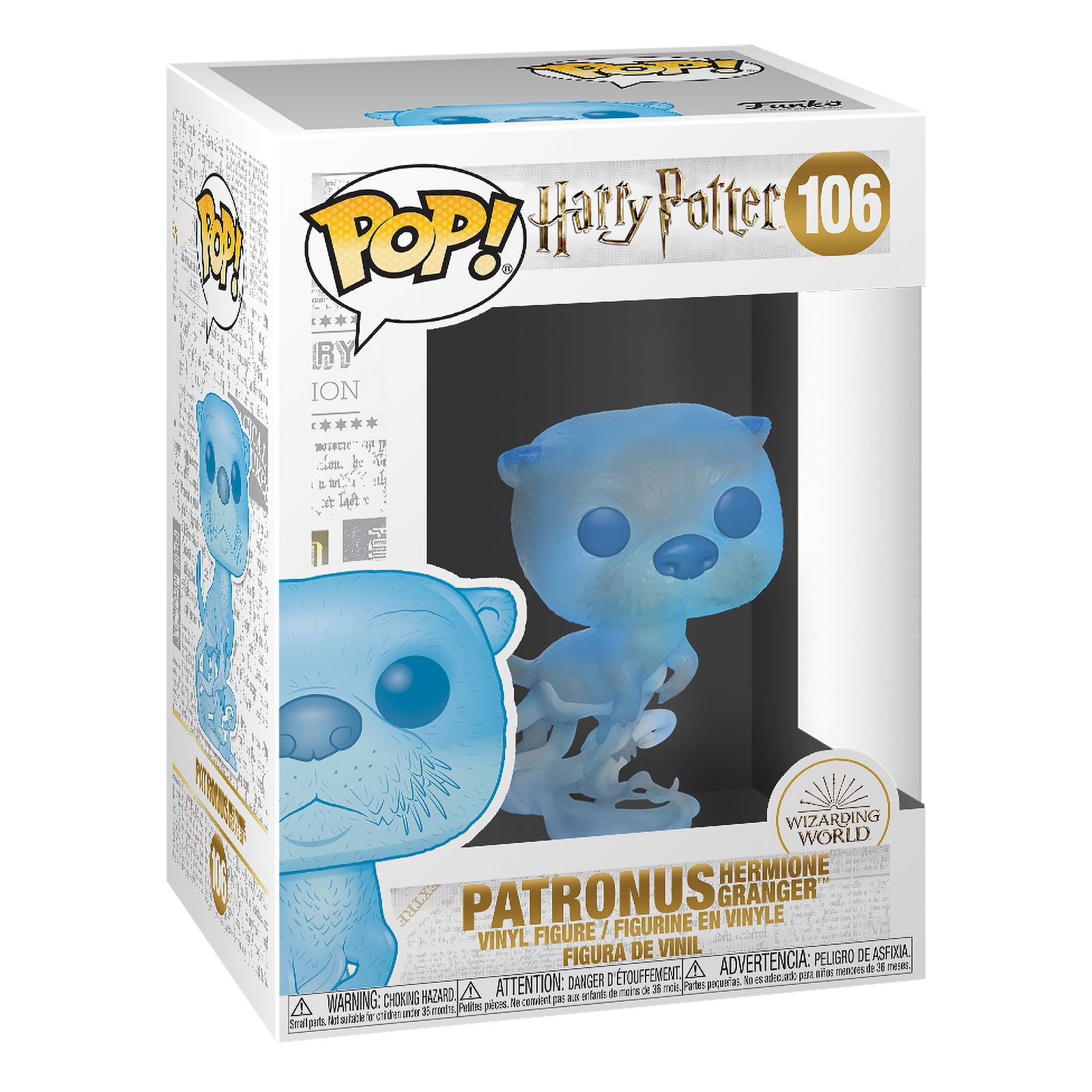 Harry Potter - Hermine Patronus Funko Pop Figur