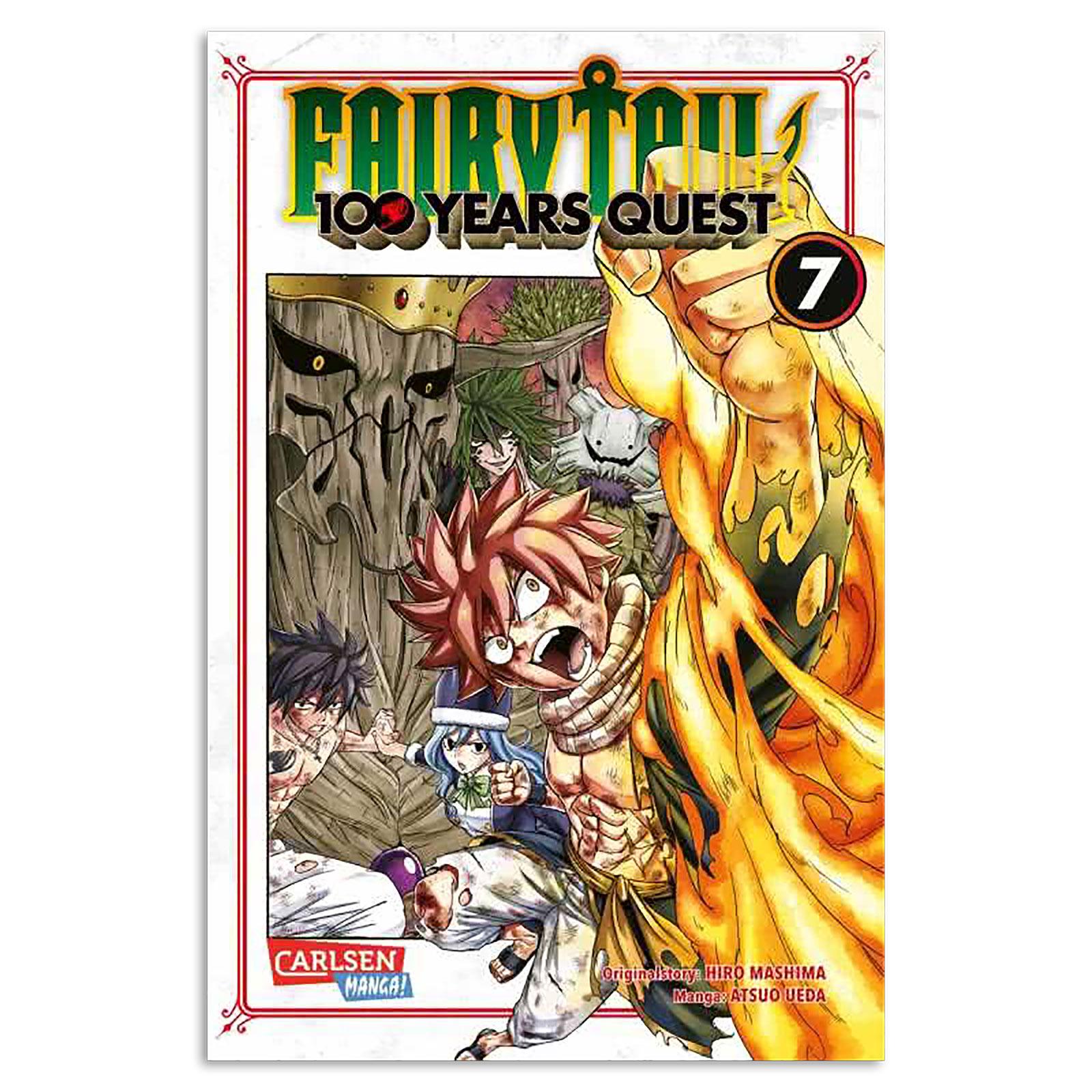 Fairy Tail - 100 Years Quest Band 7 Taschenbuch