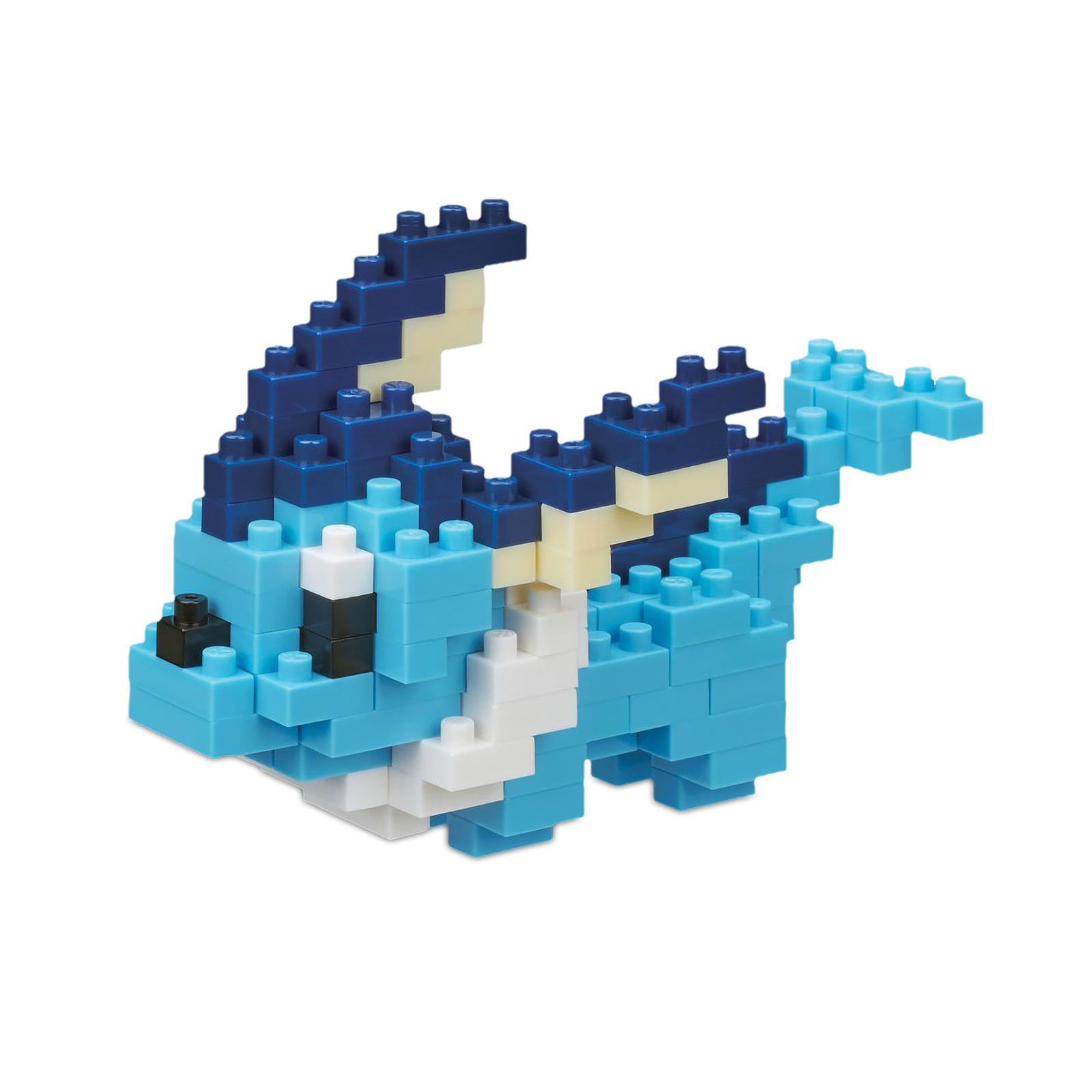 Pokemon - Aquana nanoblock Mini Baustein Figur
