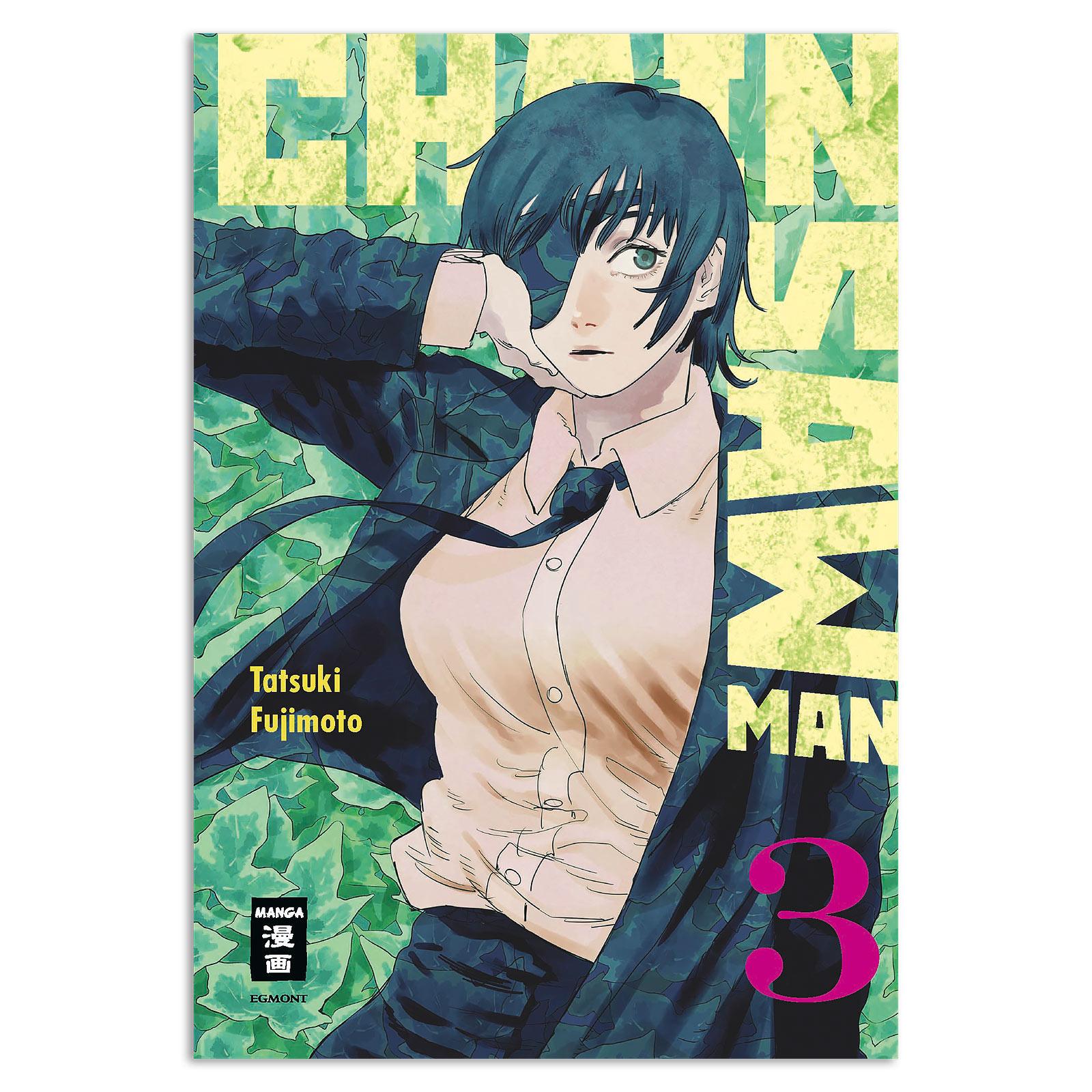 Chainsaw Man - Band 3 Taschenbuch