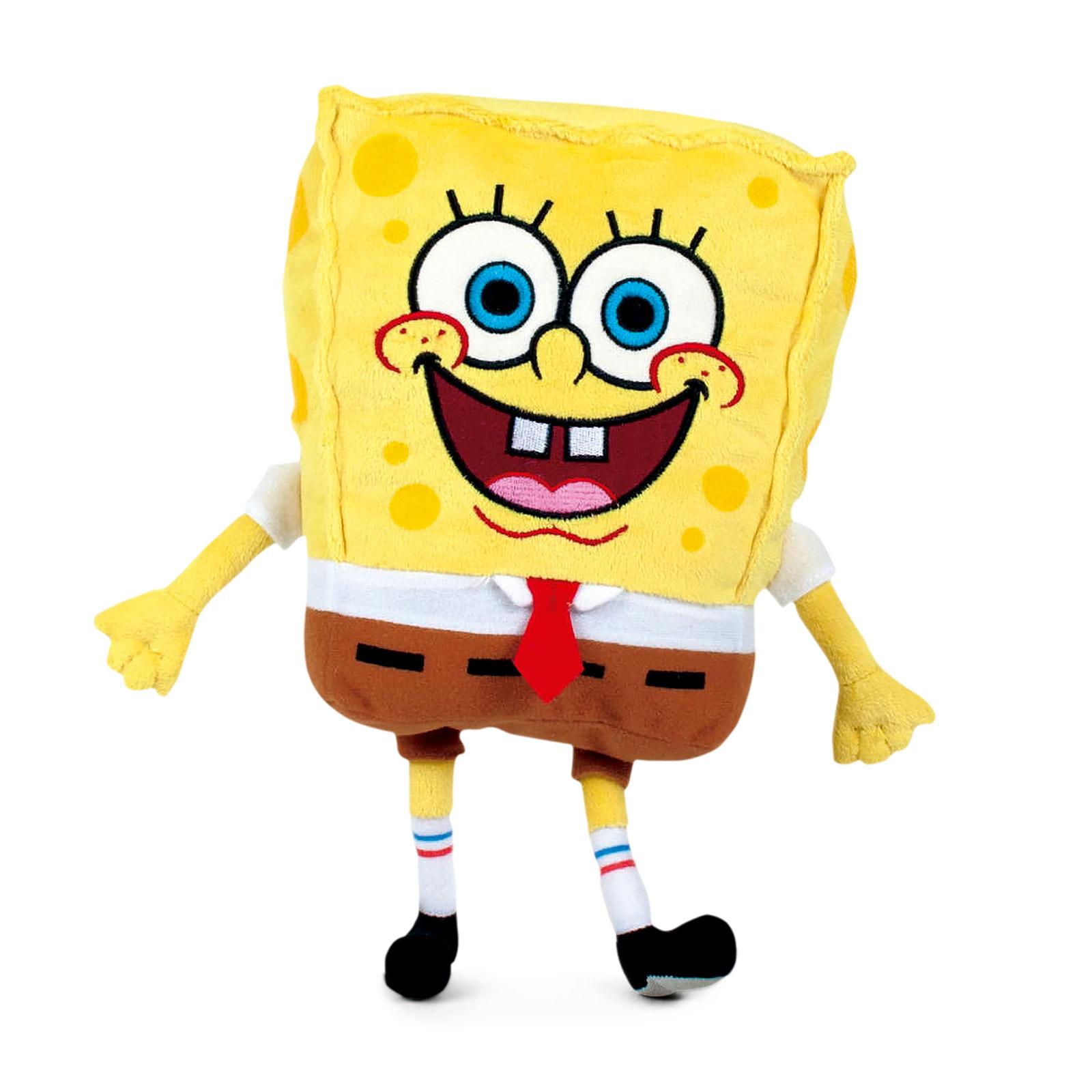 SpongeBob Schwammkopf Plüsch Figur 30 cm