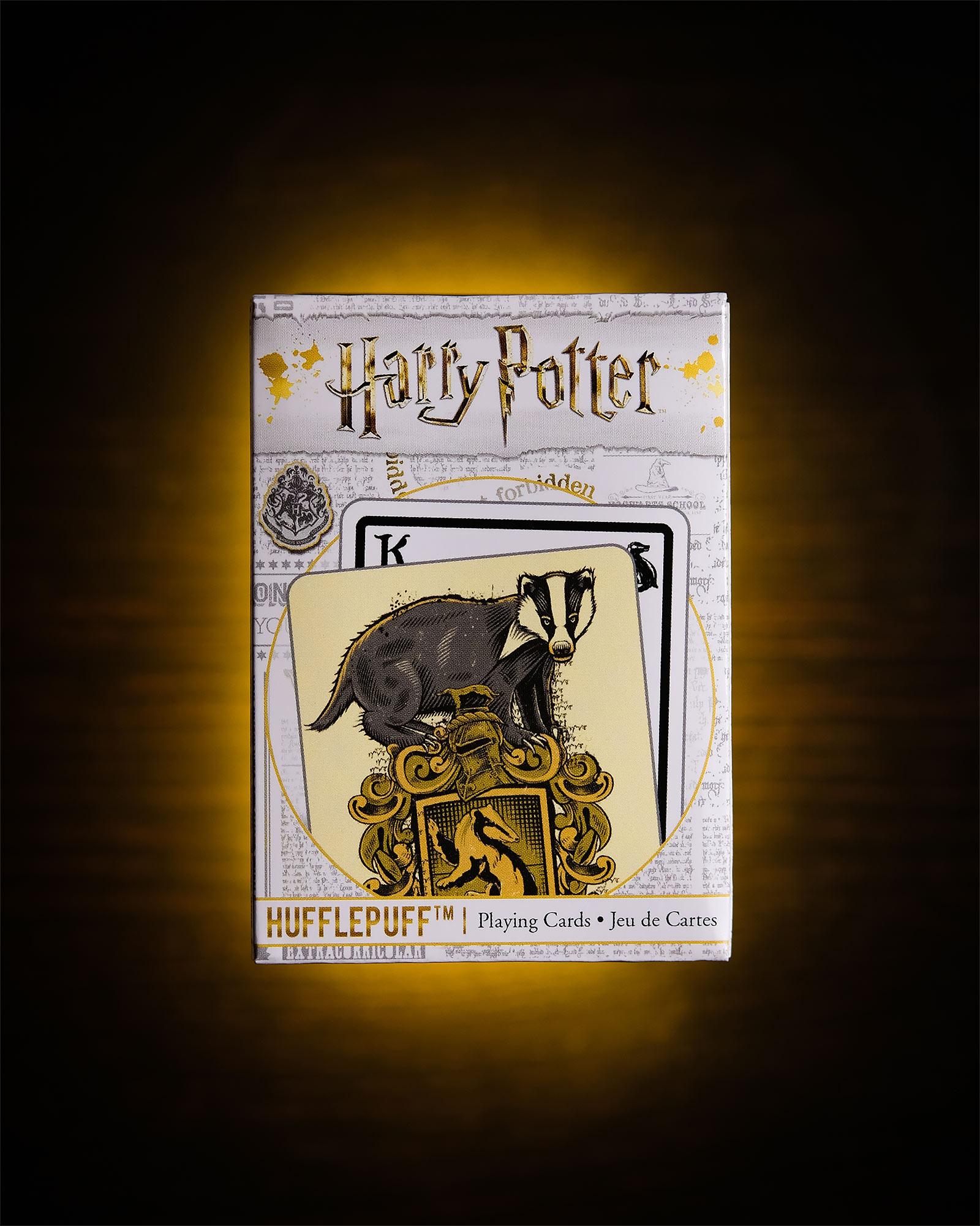 Harry Potter - Hufflepuff Kartenspiel