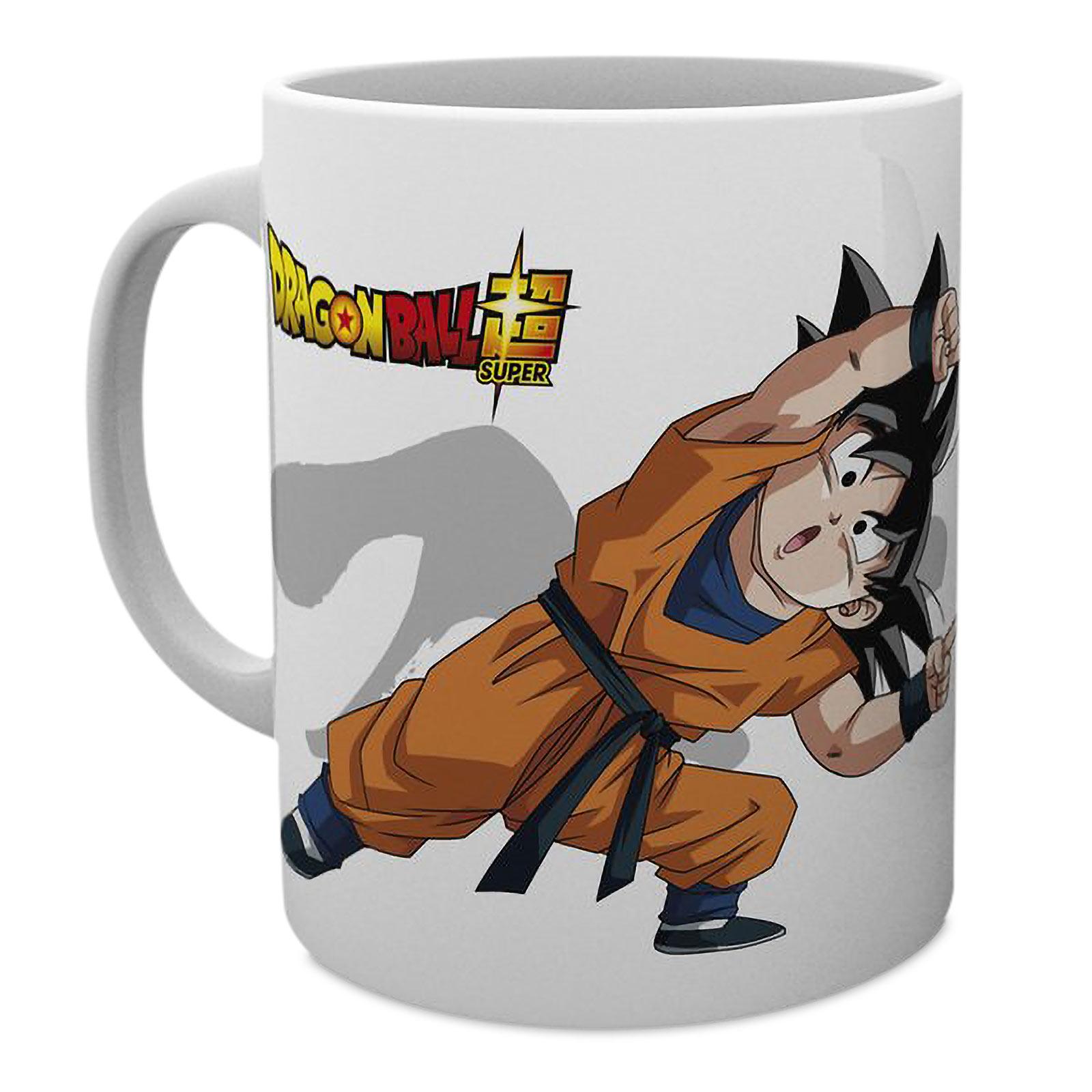 Dragon Ball - Fusion Dance Tasse