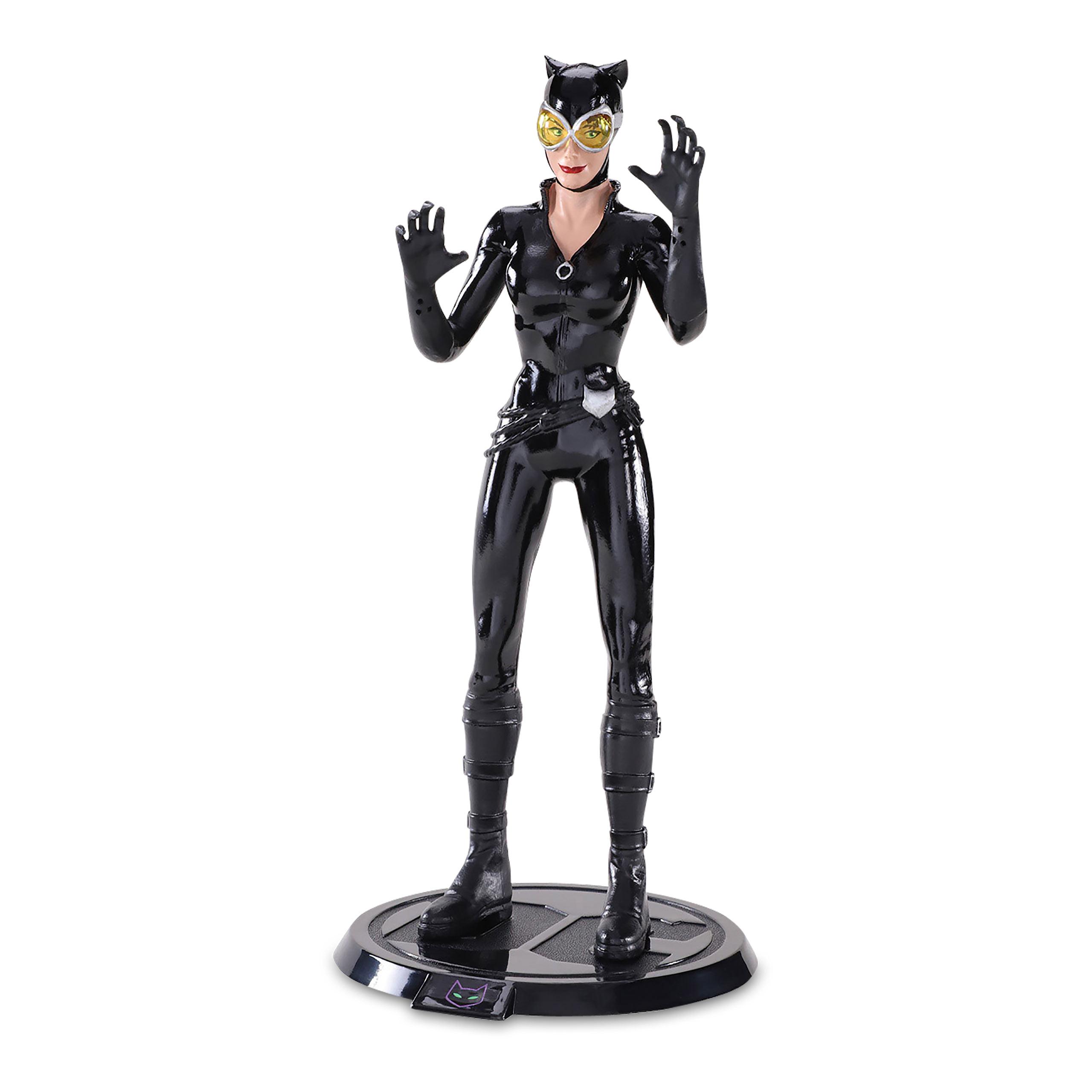 DC Comics - Catwoman Bendyfigs Figur 19 cm