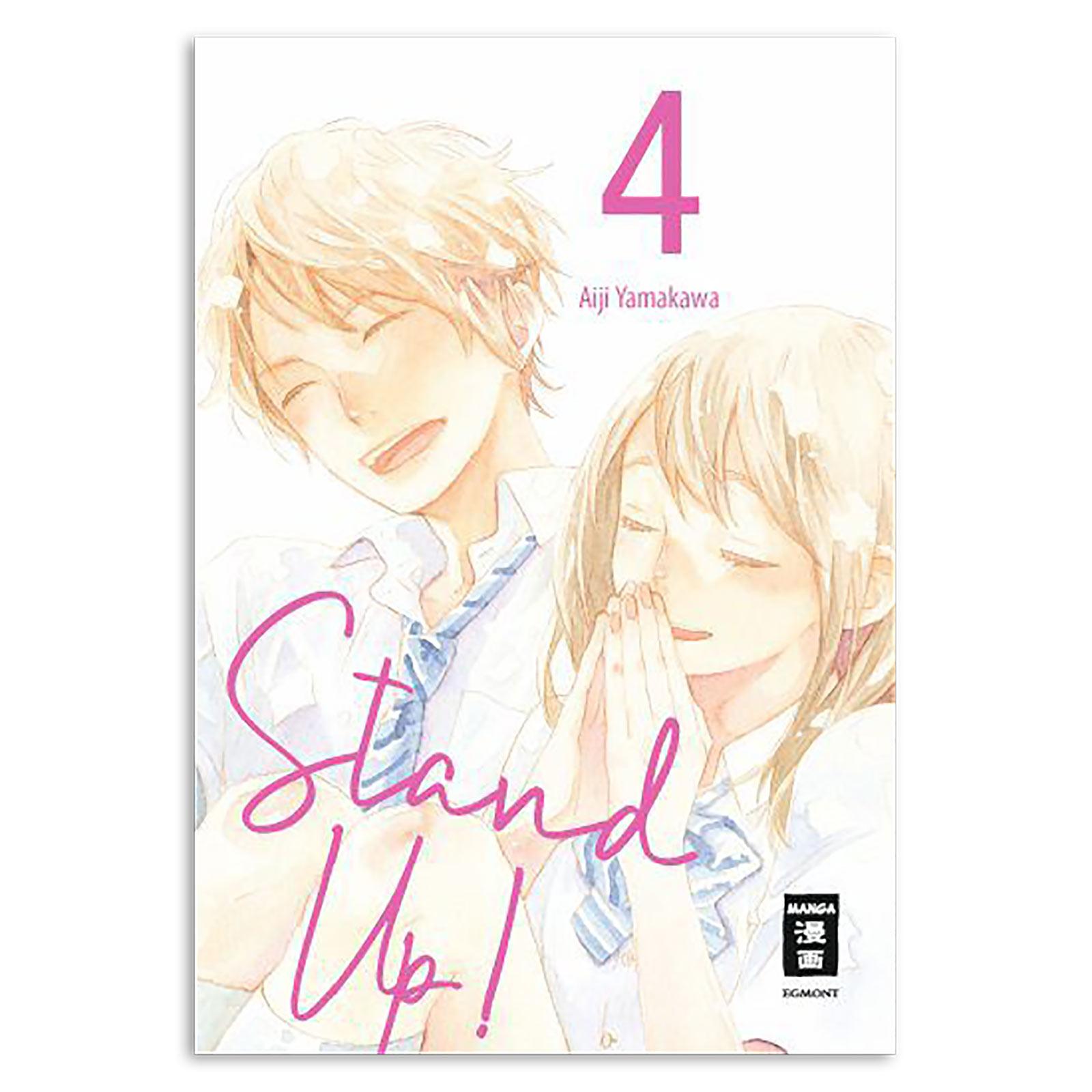 Stand Up! - Band 4 Taschenbuch