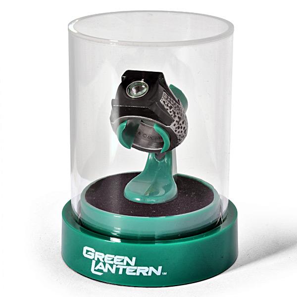 Green Lantern - Energie Ring mit Schmuckdisplay