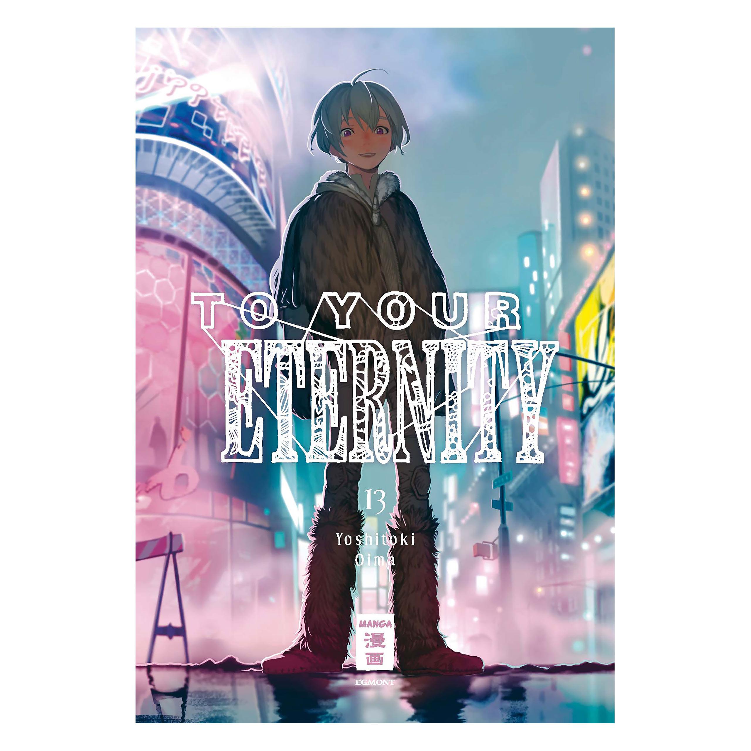 To Your Eternity - Band 13 Taschenbuch