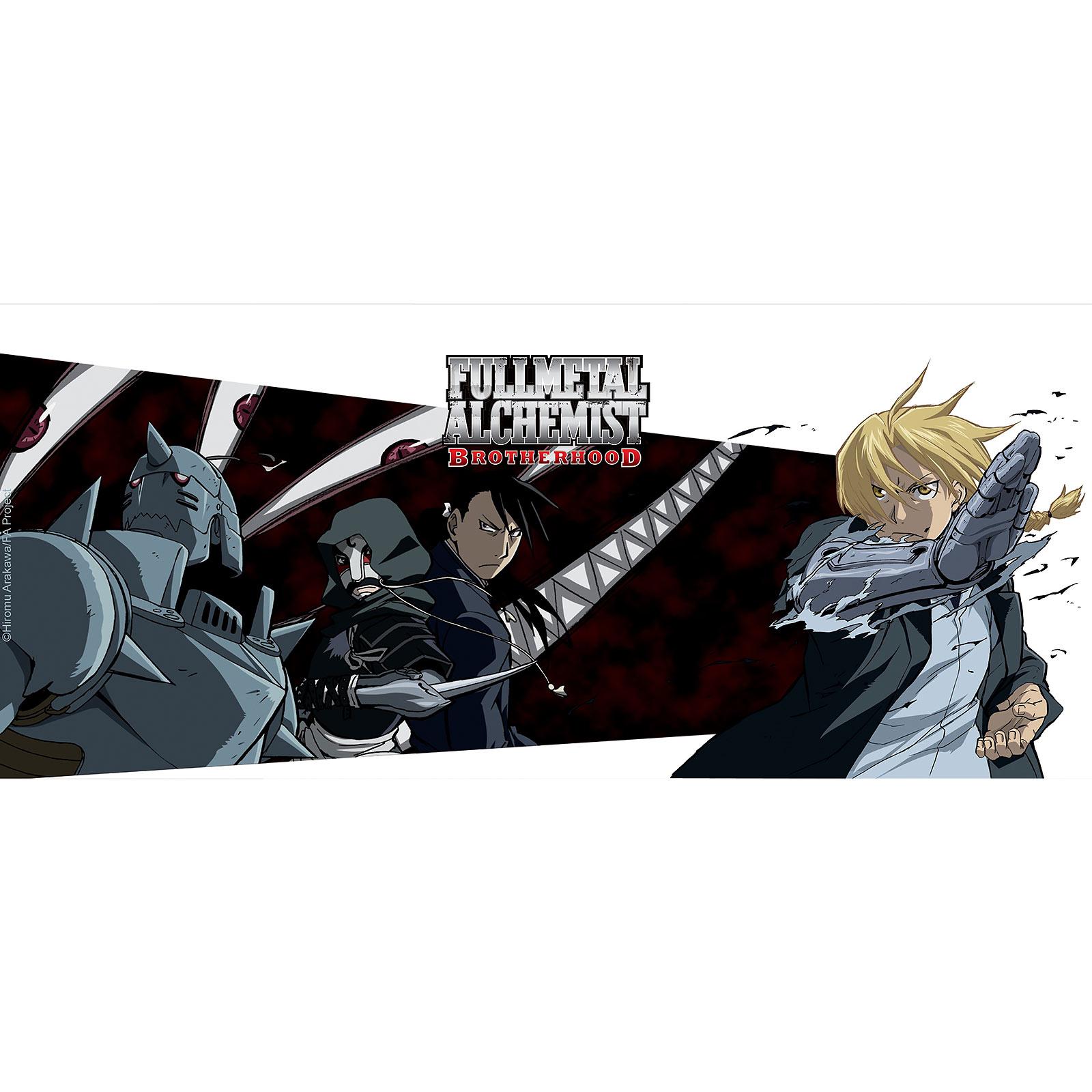 Fullmetal Alchemist - Heroes & Pride Tasse