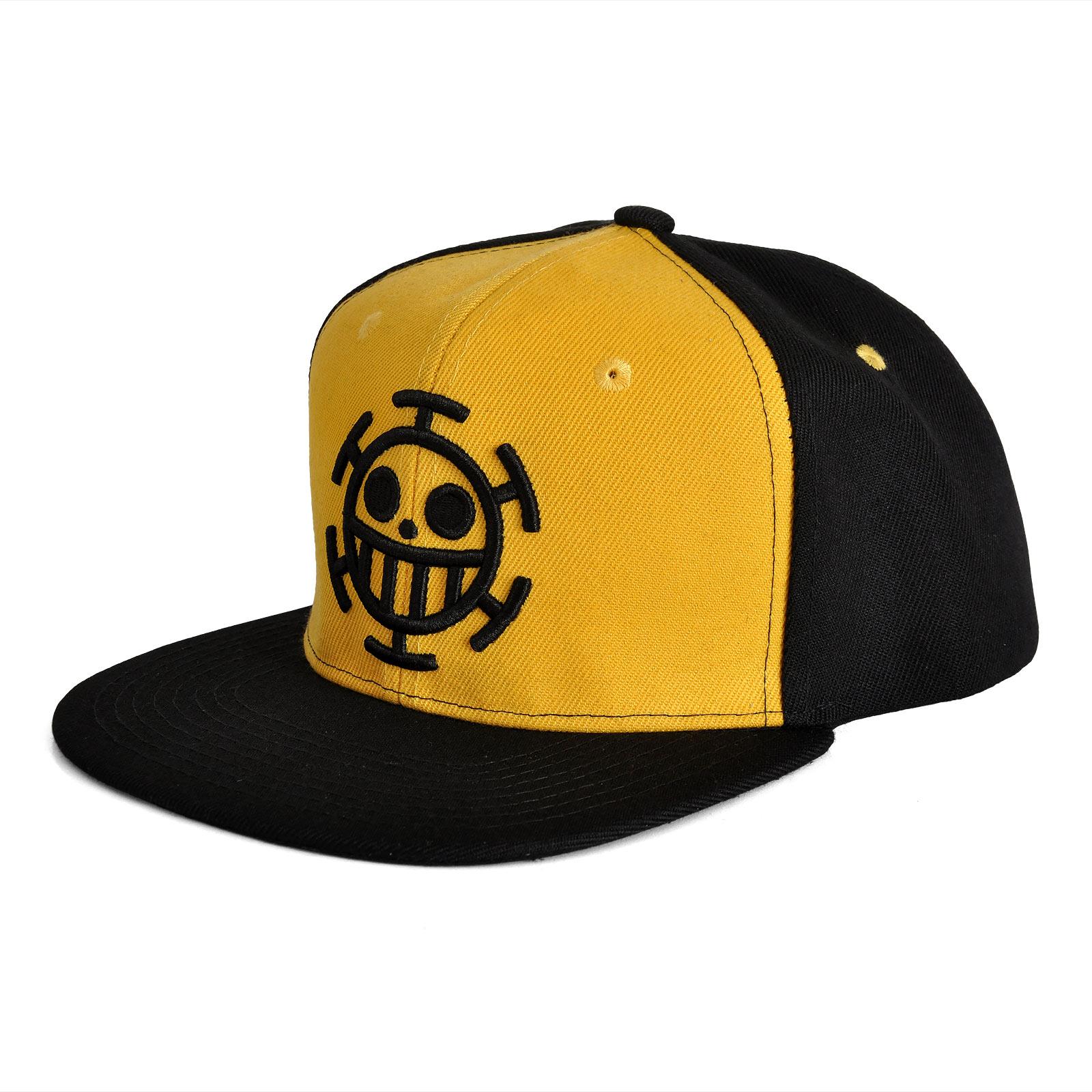 One Piece - Trafalgar Law Logo Basecap