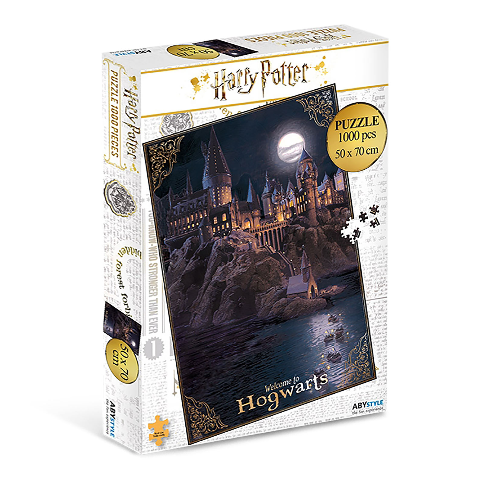 Harry Potter - Welcome to Hogwarts Puzzle