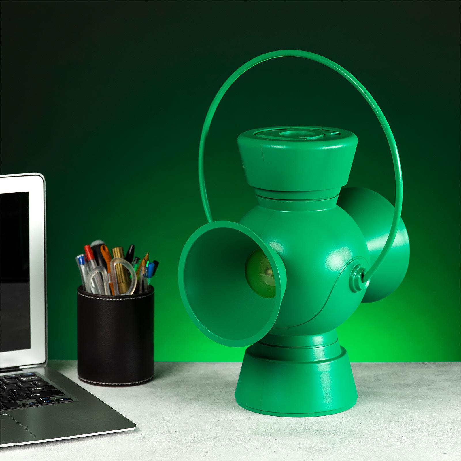 Green Lantern Tischlampe