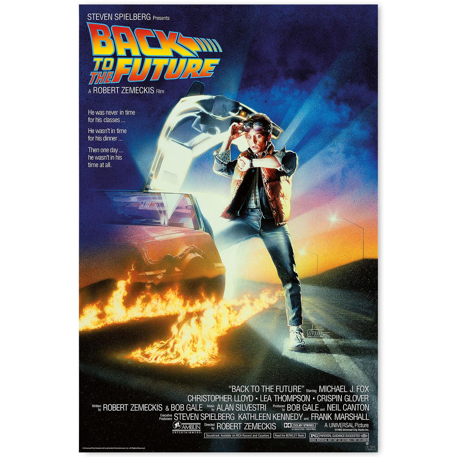 Zurück in die Zukunft - Movie Maxi Poster