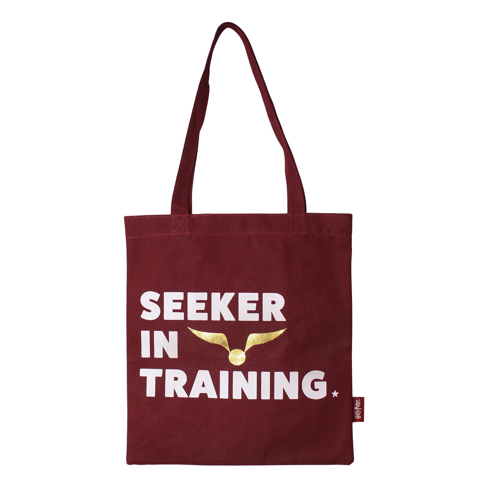 Harry Potter - Seeker in Training Shopper Tasche