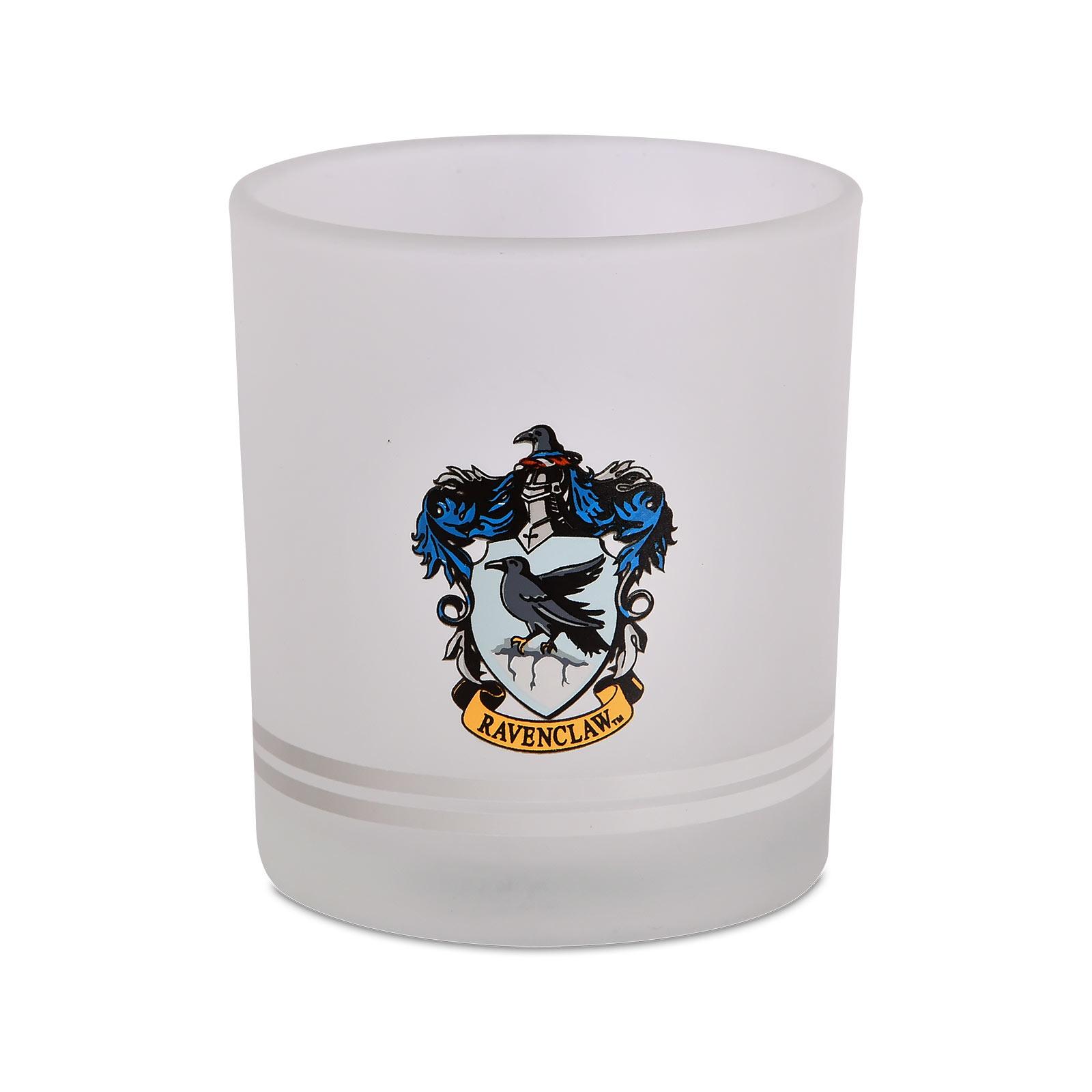 Harry Potter - Ravenclaw Wappen Milchglas Tumbler