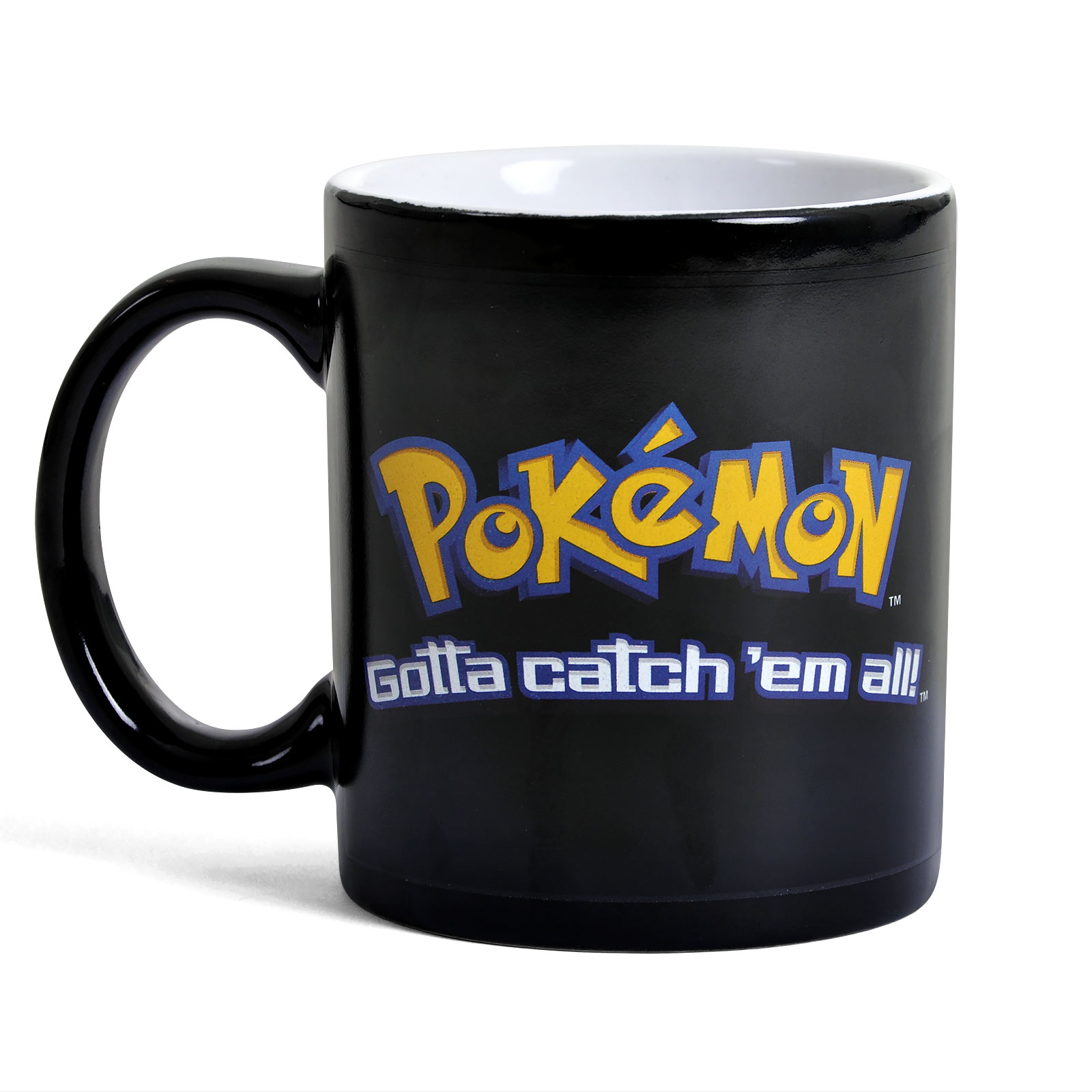 Pokemon - Pikachu Thermoeffekt Tasse