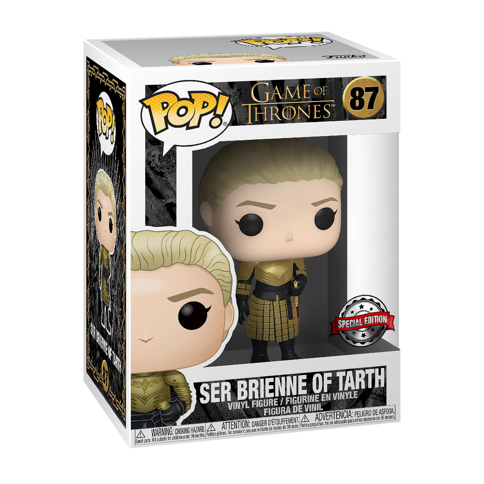 Game of Thrones - Ser Brienne von Tarth Funko Pop Figur