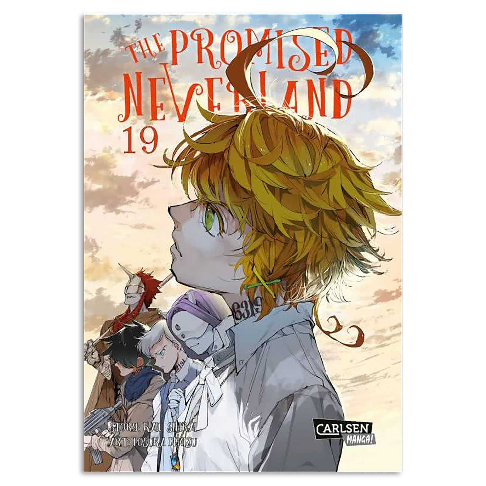 The Promised Neverland - Band 19 Taschenbuch