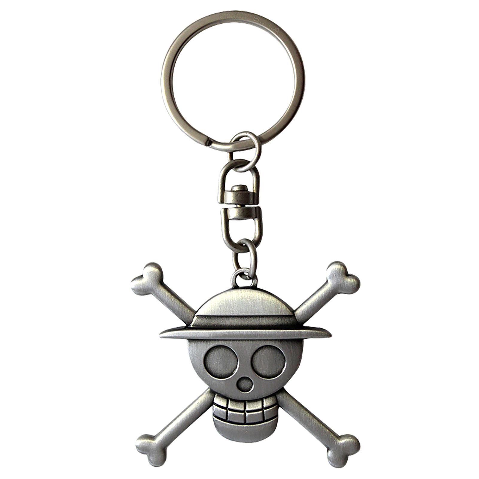One Piece - Skull Luffy Schlüsselanhänger