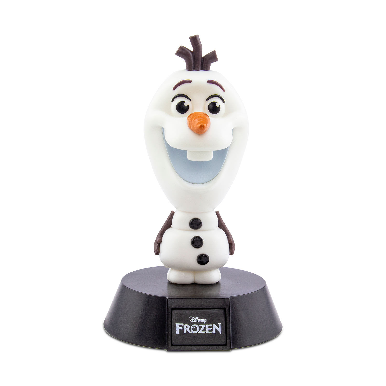 Frozen - Olaf Icons 3D Tischlampe